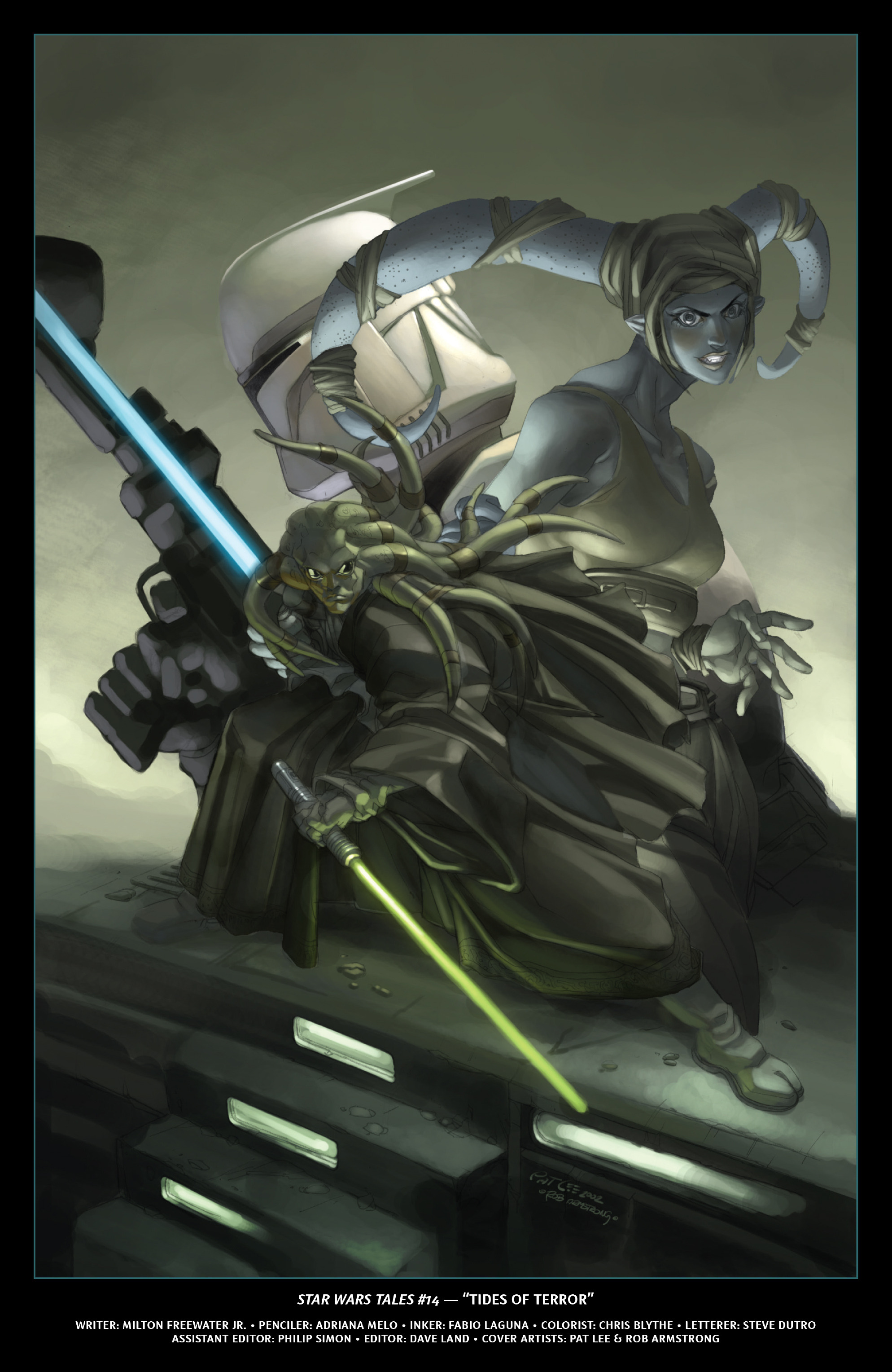 Star Wars Legends Epic Collection: The Clone Wars chap 1 pic 30