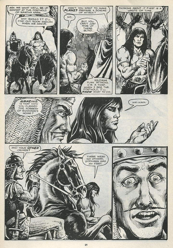 The Savage Sword Of Conan Issue #174 #175 - English 23