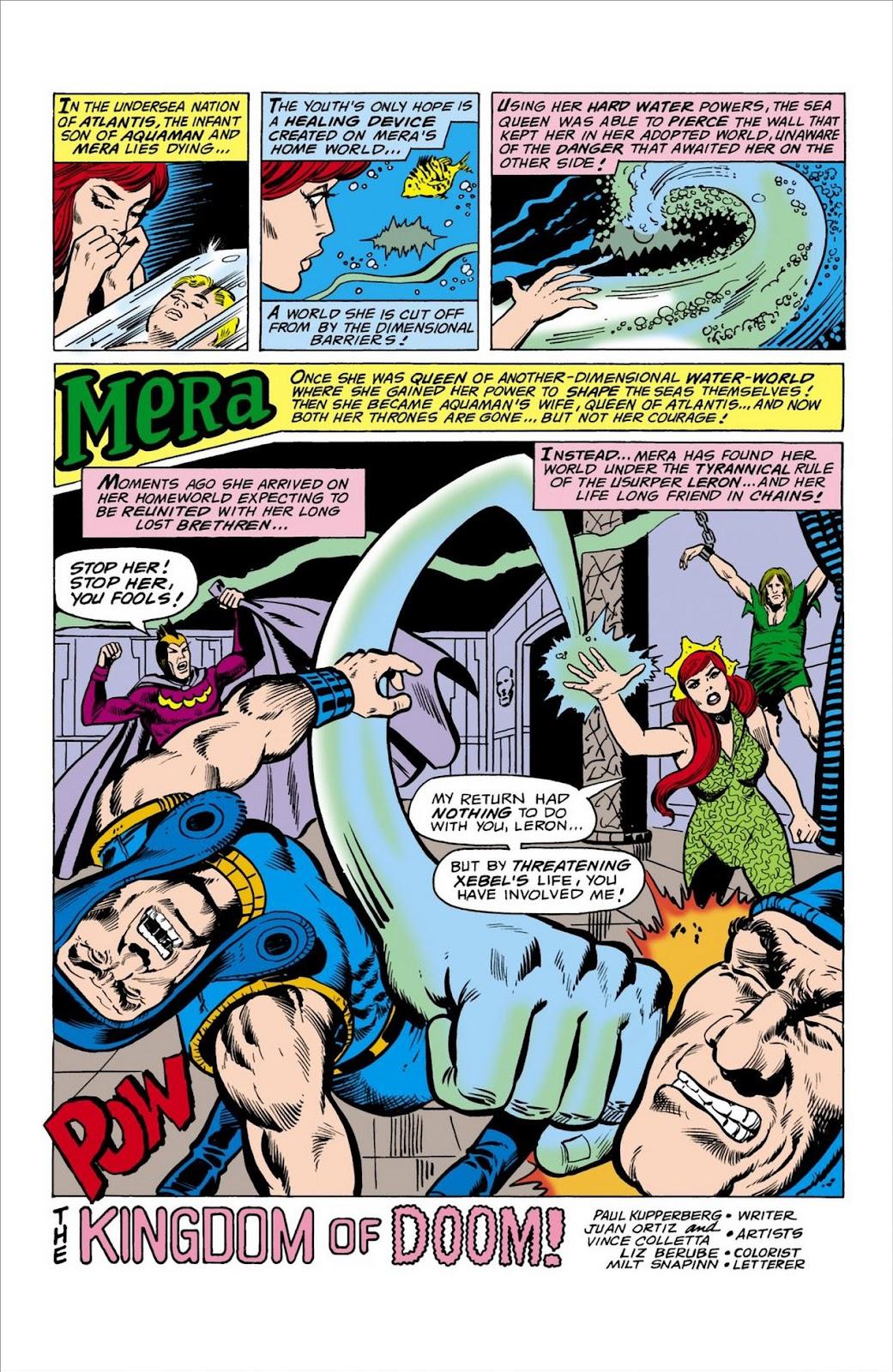 Aquaman (1962) Issue #59 #59 - English 13