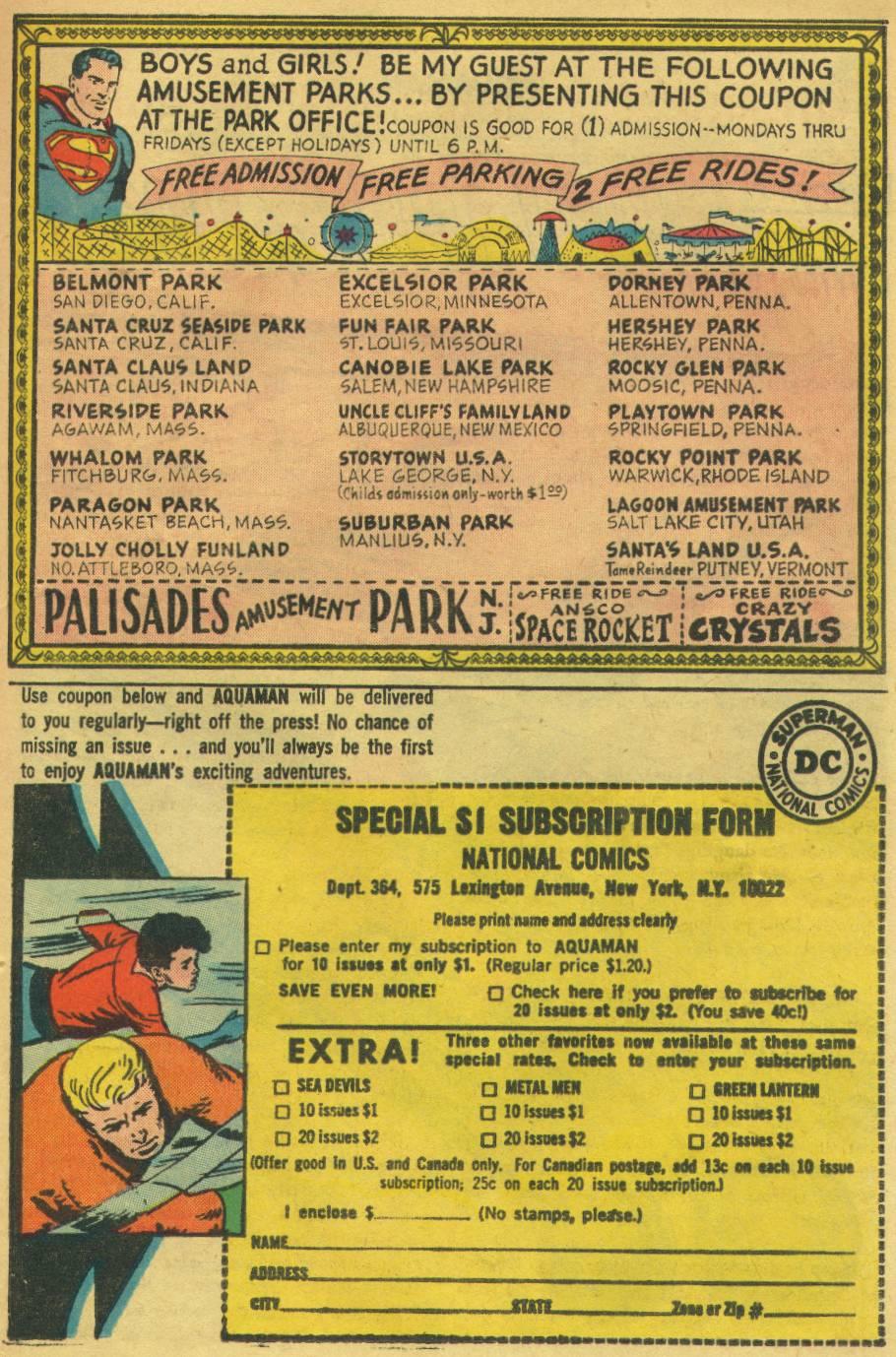 Aquaman (1962) Issue #17 #17 - English 13
