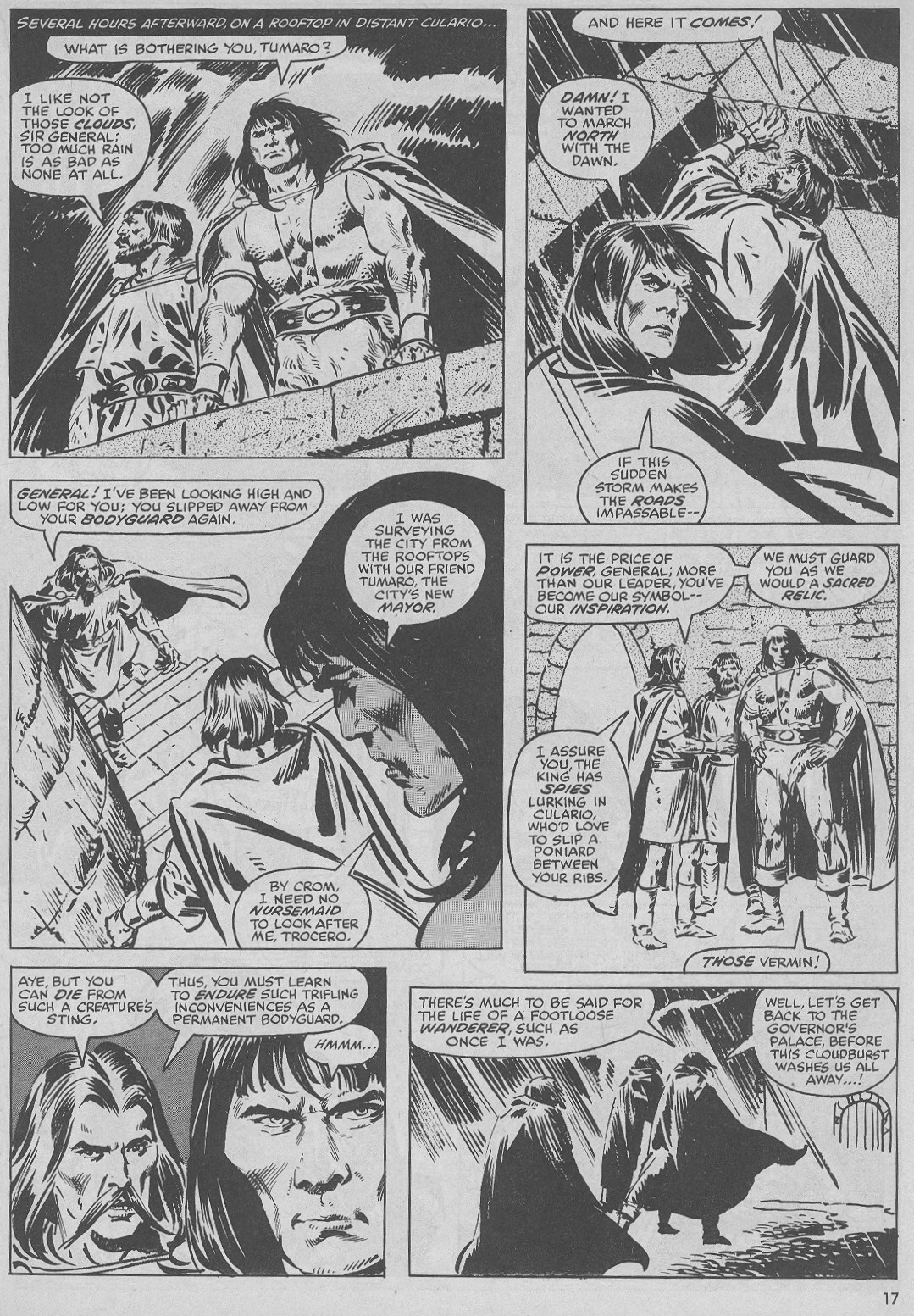 The Savage Sword Of Conan Issue #51 #52 - English 17
