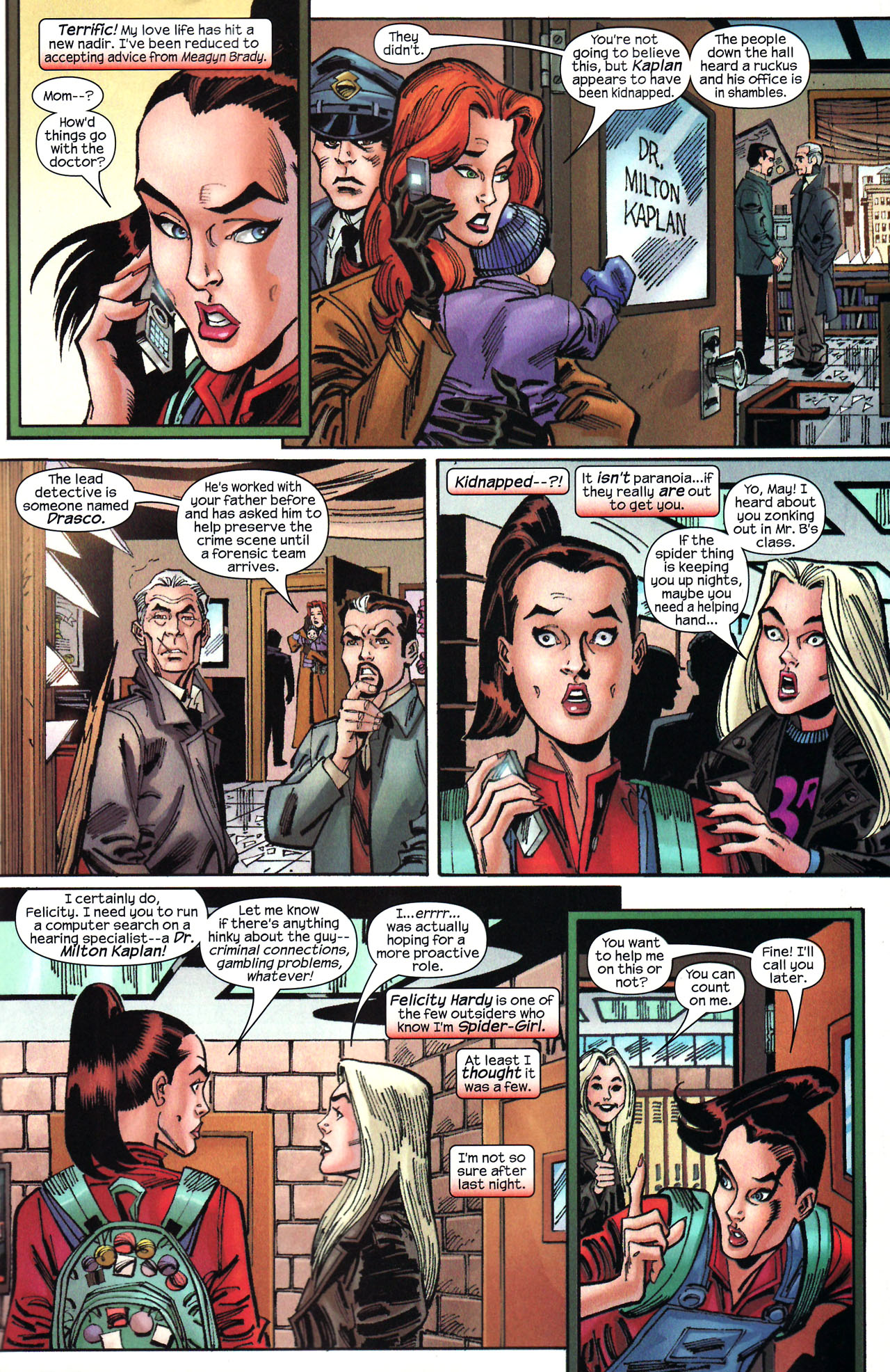Amazing Spider-Girl #15 #16 - English 21