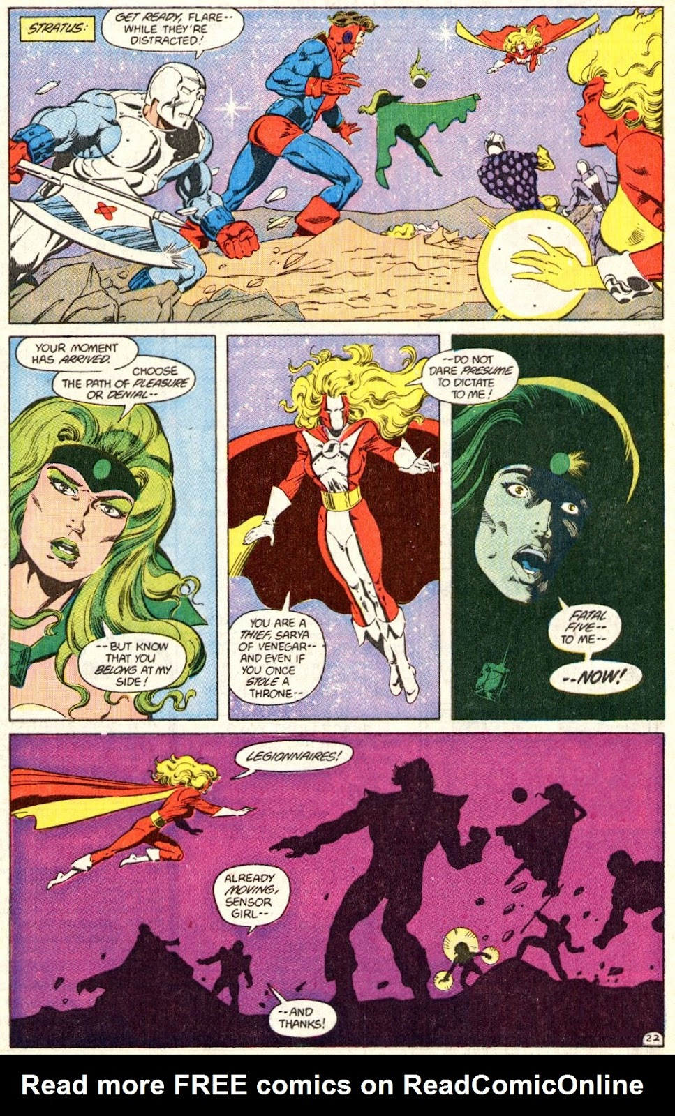 Tales of the Legion Issue #350 #37 - English 23