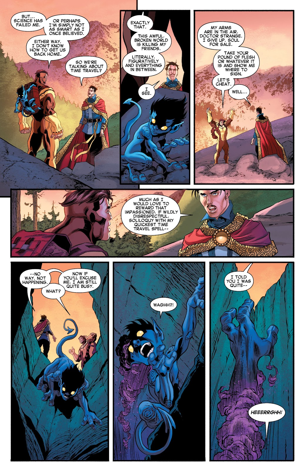 All-New X-Men (2016) Issue #8 #10 - English 8