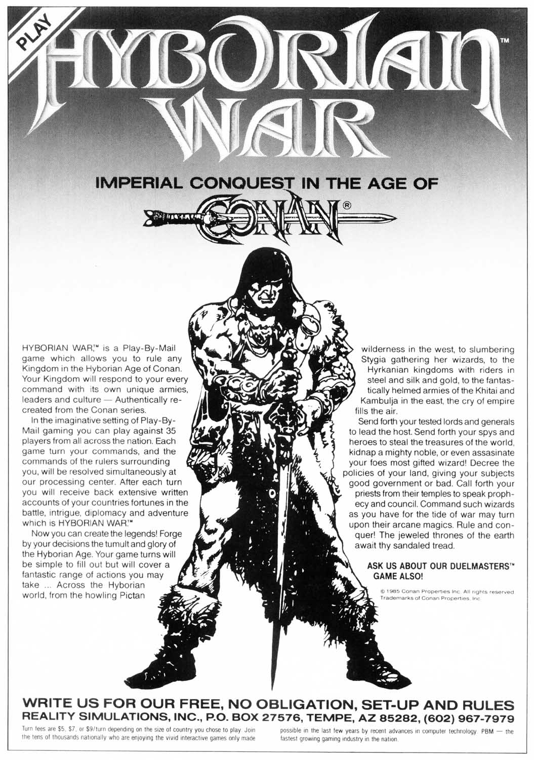 The Savage Sword Of Conan Issue #157 #158 - English 66
