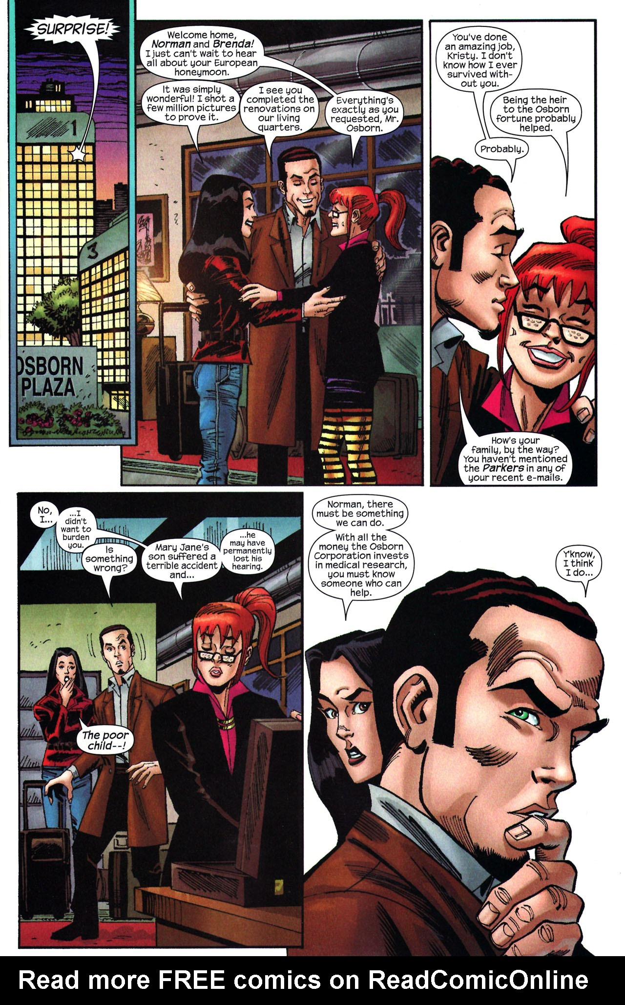 Amazing Spider-Girl #15 #16 - English 7