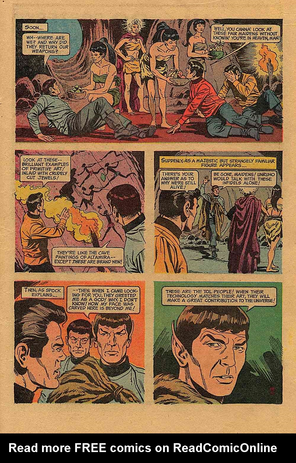 Star Trek (1967) Issue #17 #17 - English 12