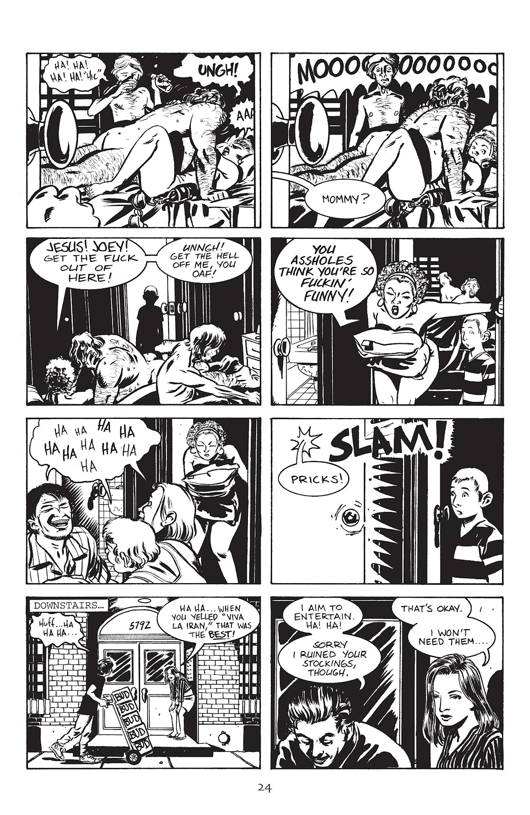 Stray Bullets Issue #3 #3 - English 26