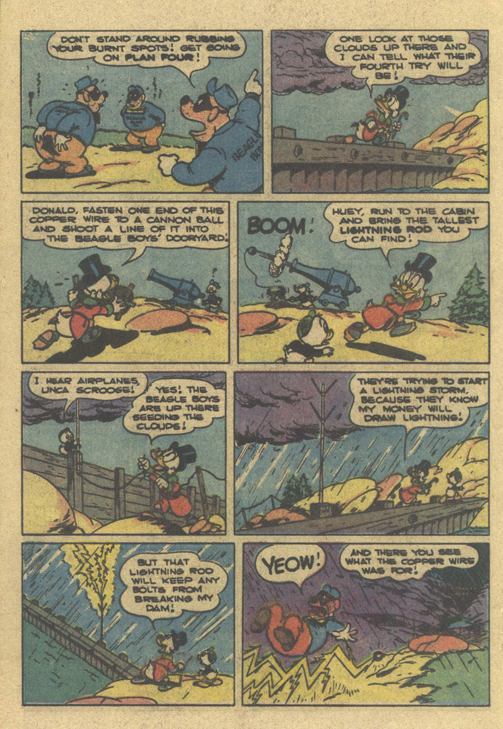 Uncle Scrooge (1953) Issue #195 #195 - English 24