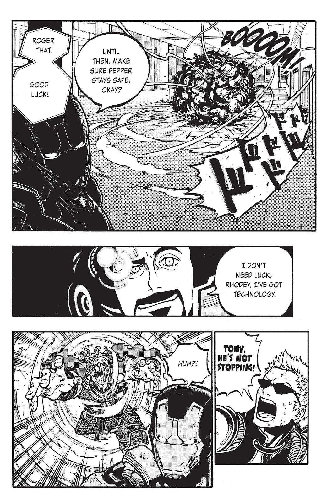 Zombies Assemble Issue #2 Page 12
