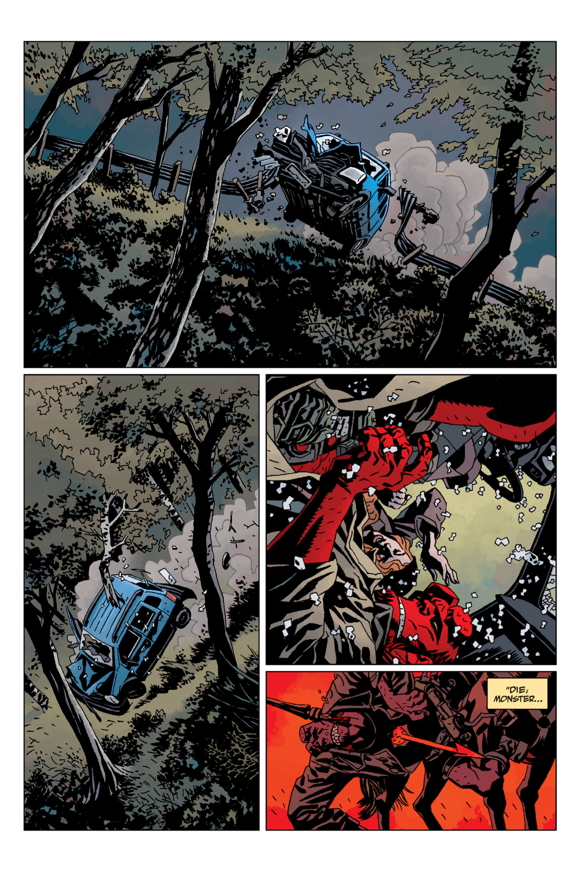 Hellboy chap 12 pic 24