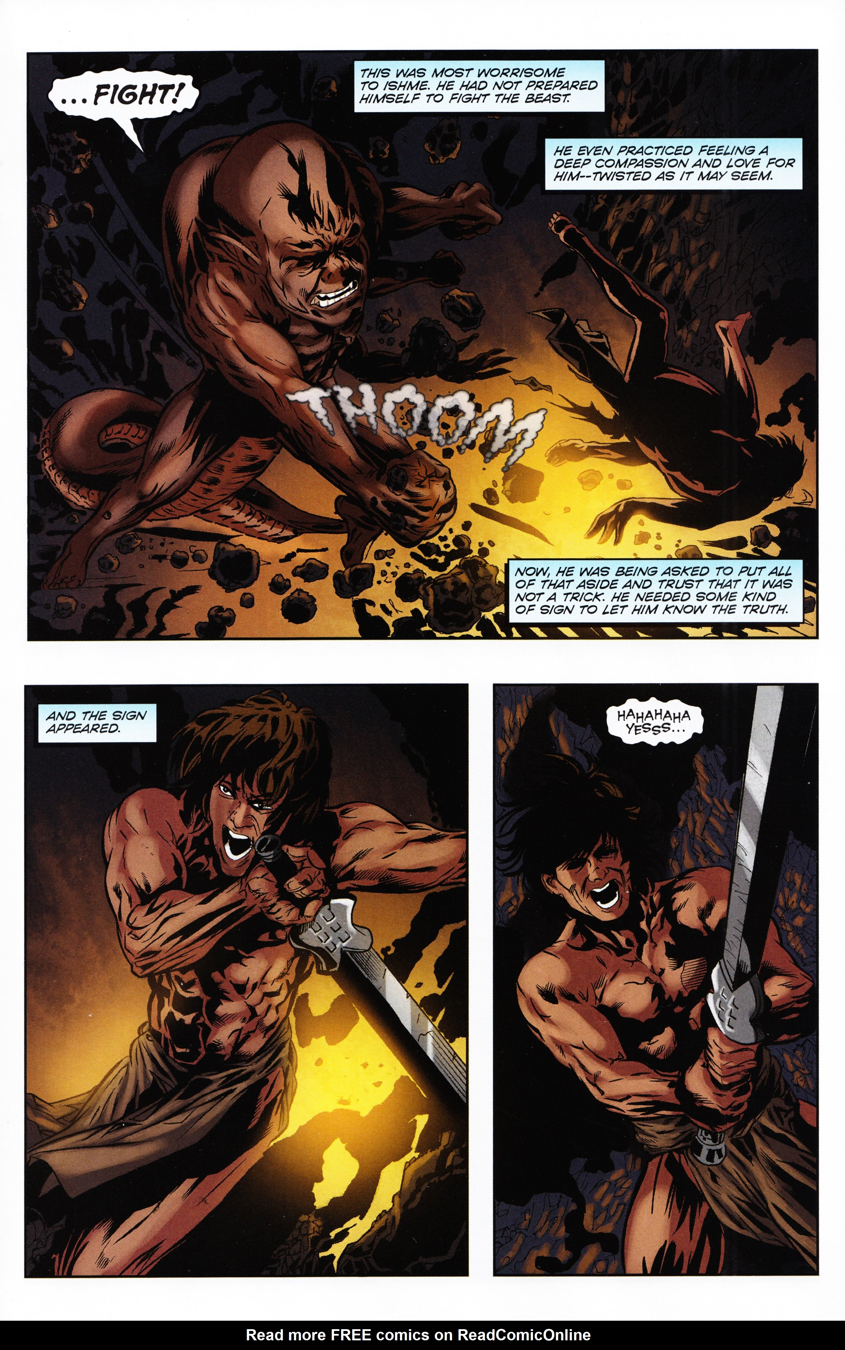 Read online Evil Dead 2: Tales of the Ex-Mortis comic -  Issue #2 - 21