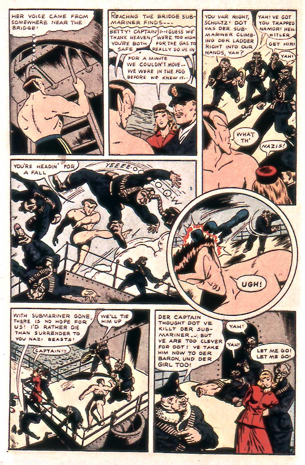 Sub-Mariner Comics Issue #14 #14 - English 10