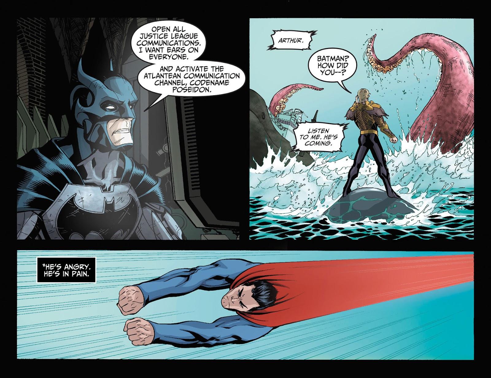 Injustice: Gods Among Us [I] Issue #12 #13 - English 3