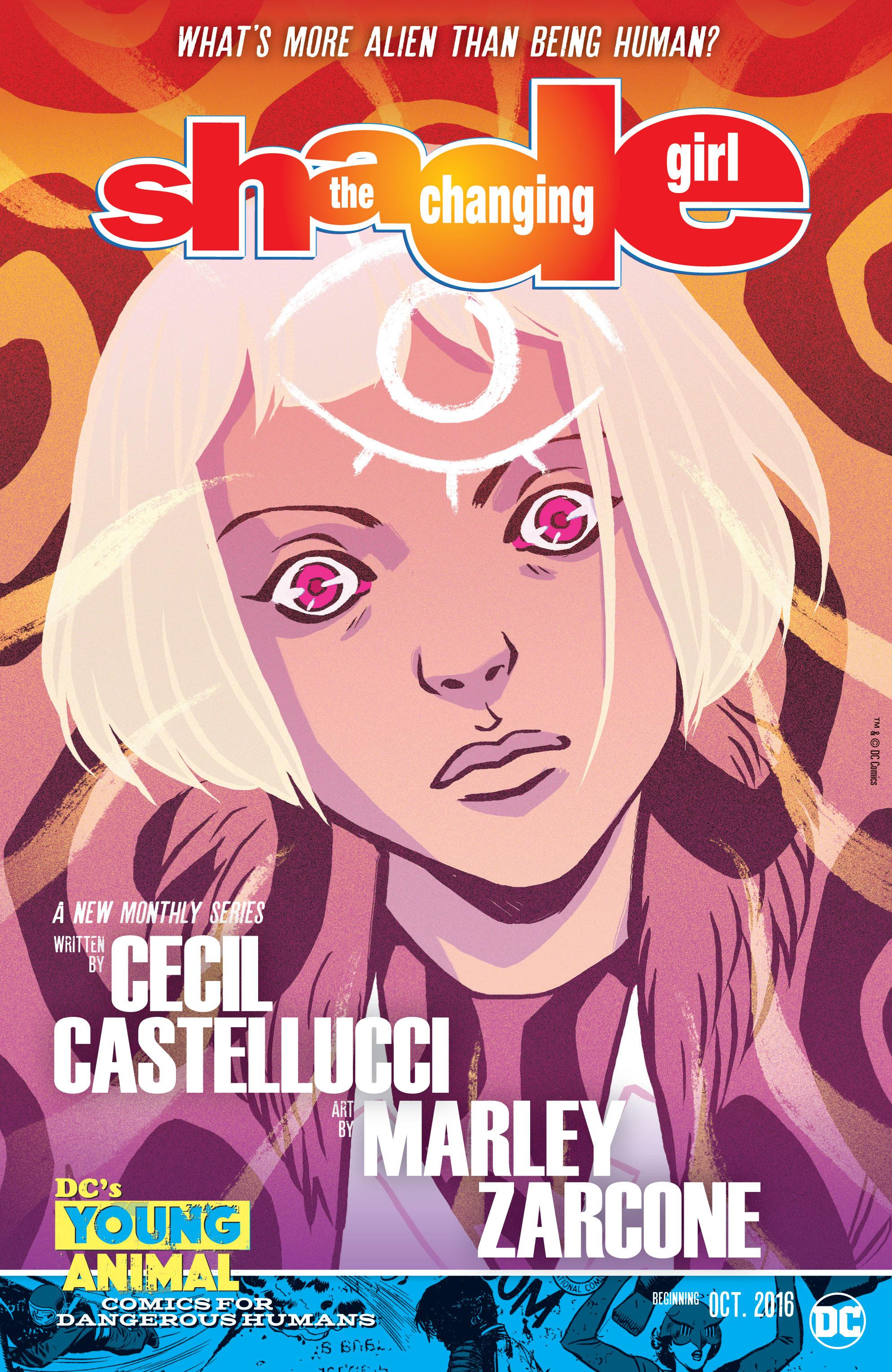 Read online Scooby Apocalypse comic -  Issue #5 - 26