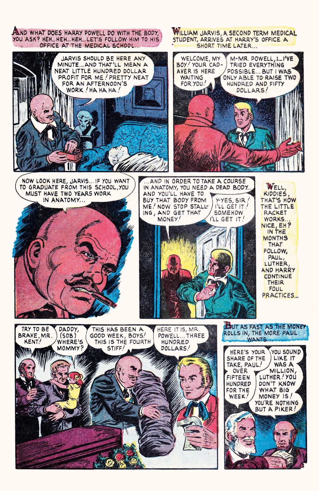 Haunted Horror Issue #27 #27 - English 5