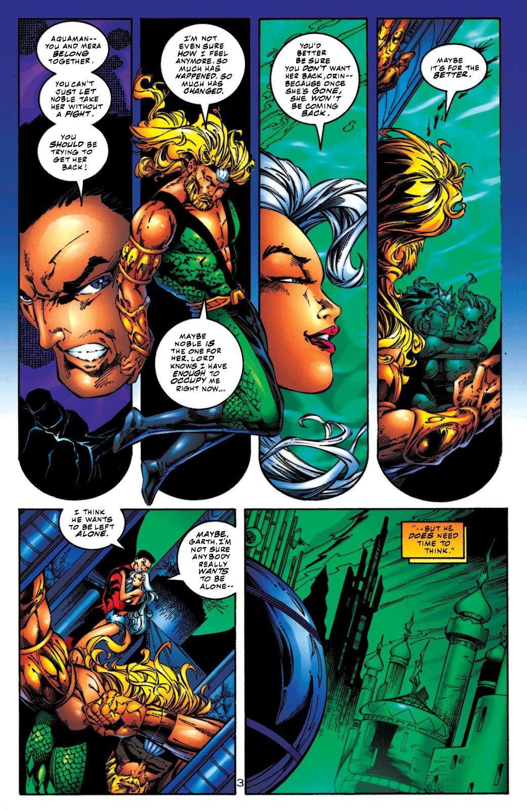 Aquaman (1994) Issue #54 #60 - English 4
