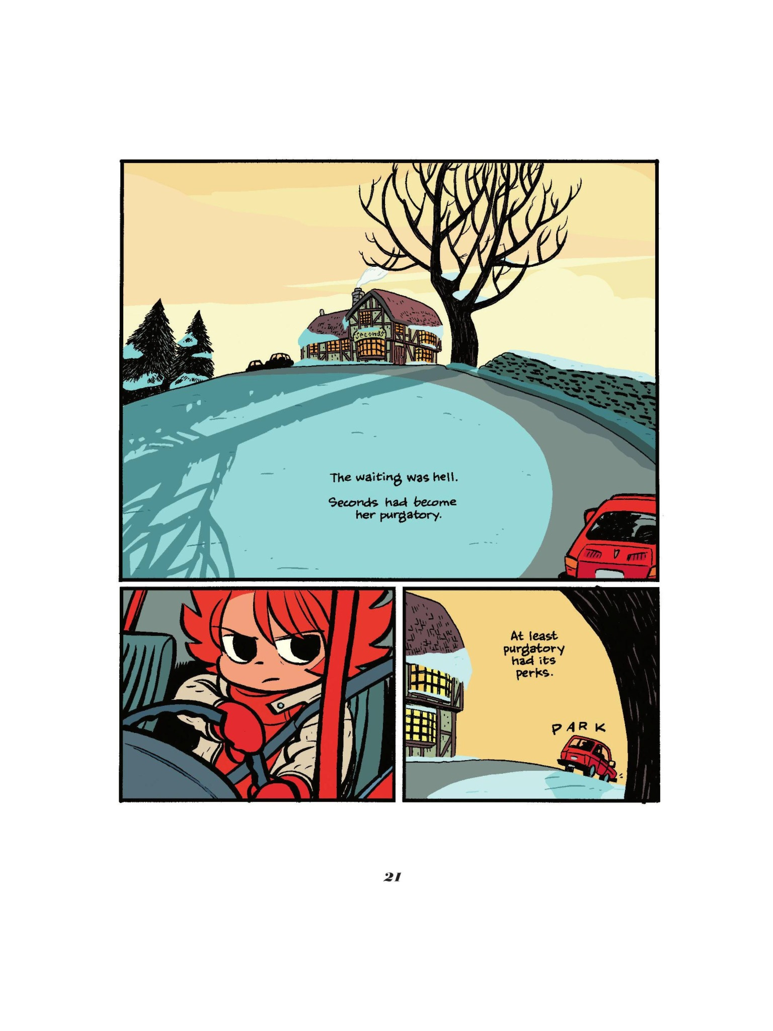 Read online Seconds comic -  Issue # Full - 23