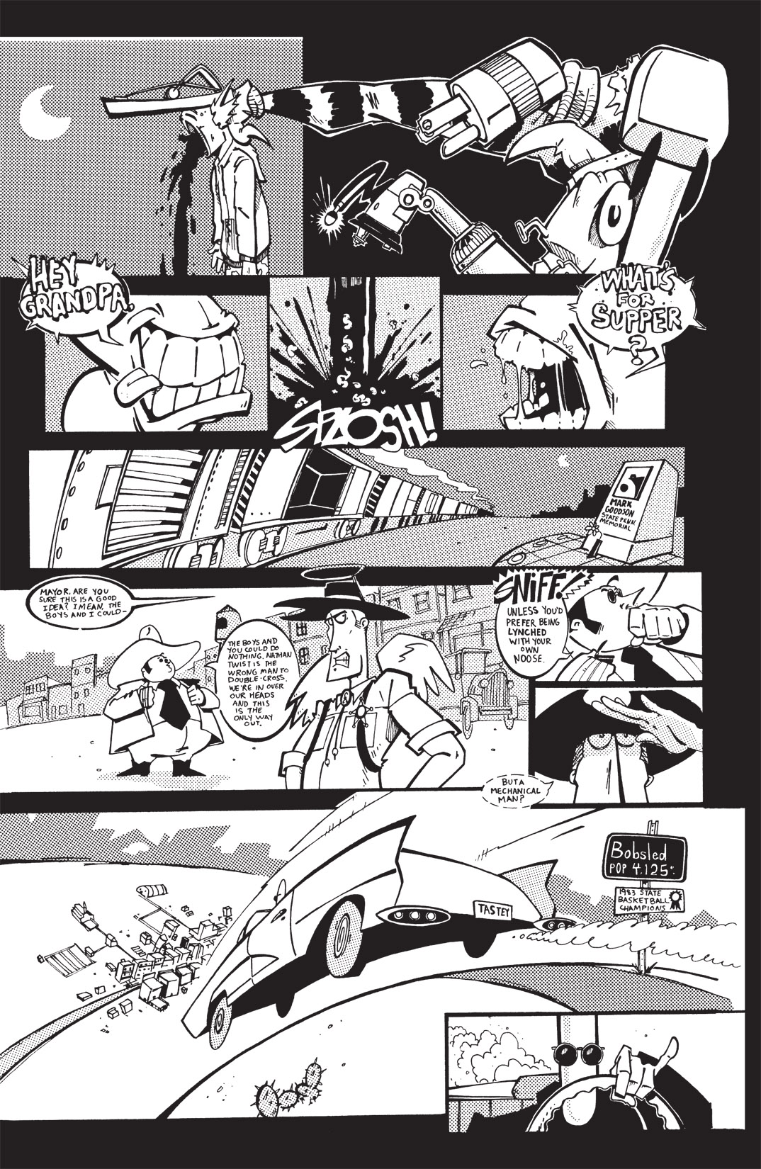 Read online Scud: The Disposable Assassin: The Whole Shebang comic -  Issue # TPB (Part 1) - 181