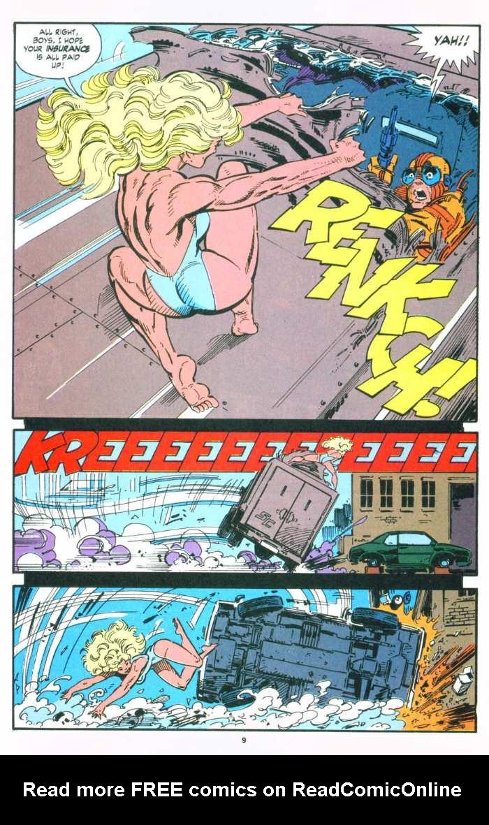 The Sensational She-Hulk Issue #49 #49 - English 9