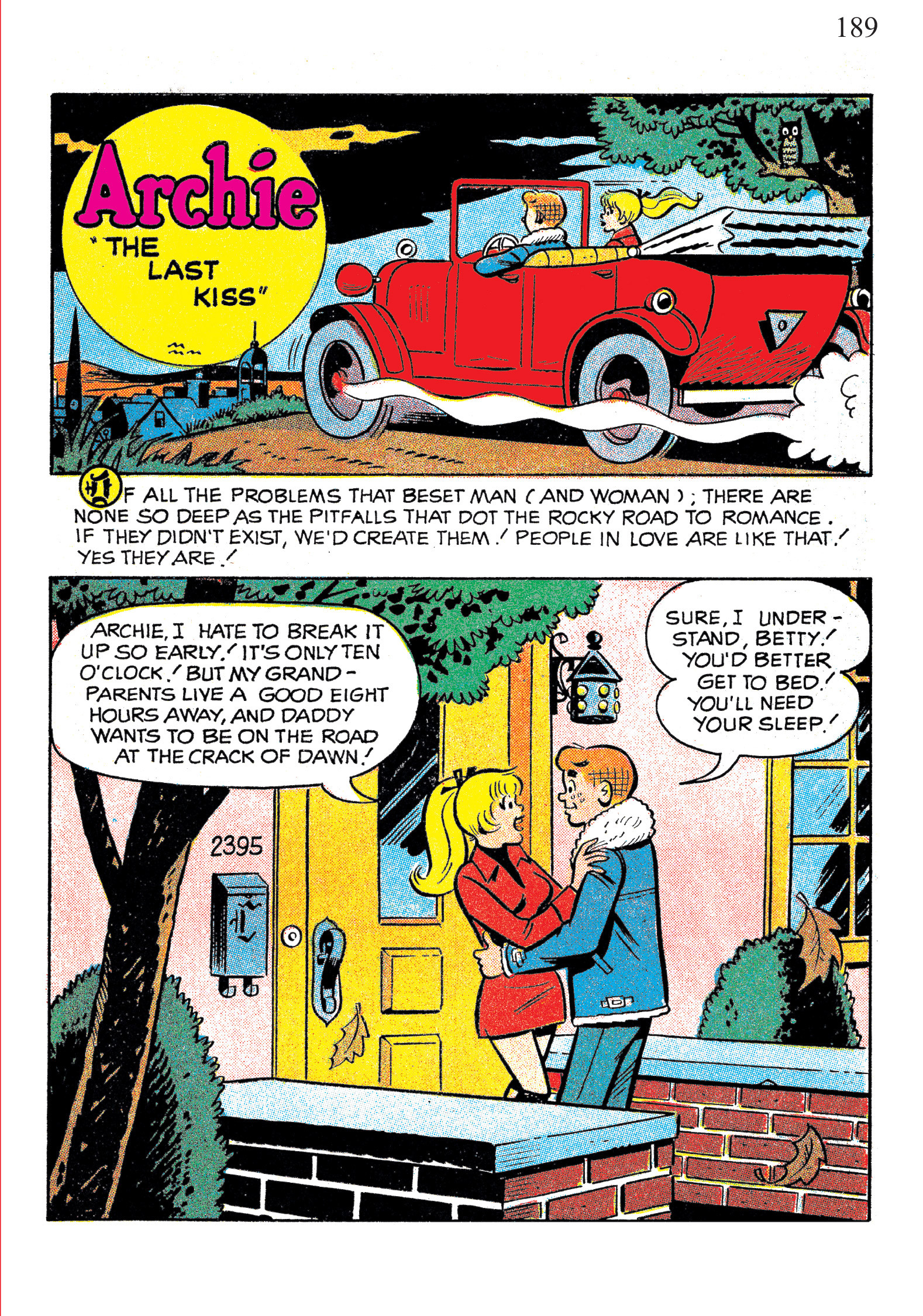 Read online The Best of Archie Comics comic -  Issue # TPB 1 (Part 1) - 185