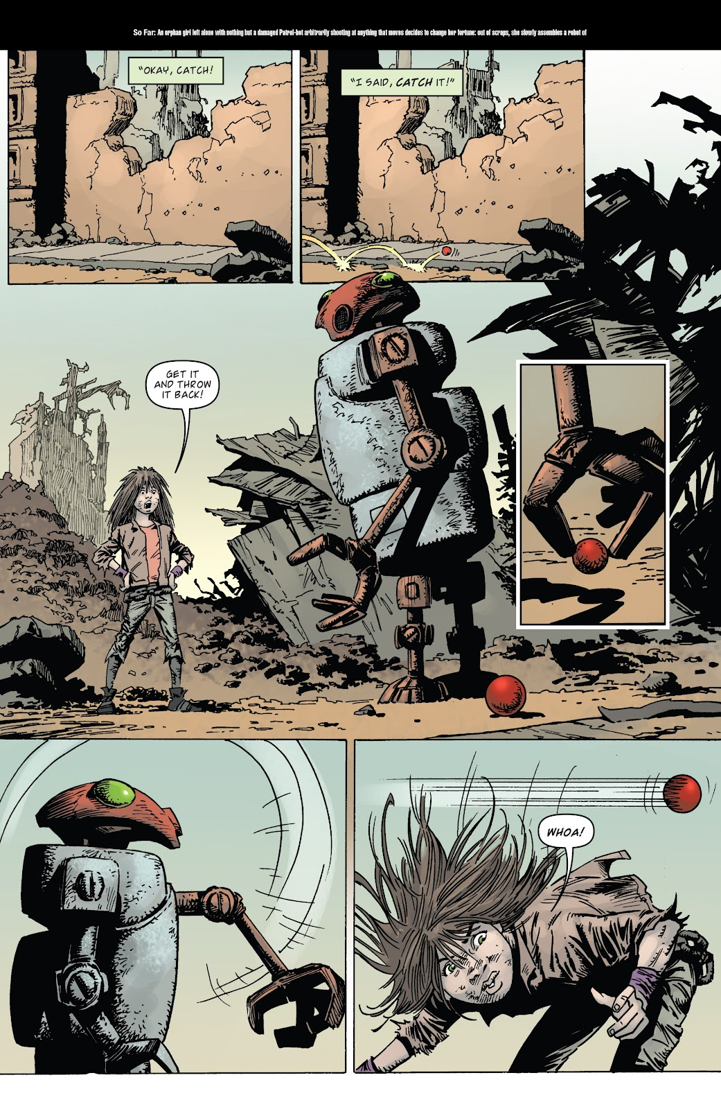 Zombies vs Robots (2015) Issue #2 Page 15