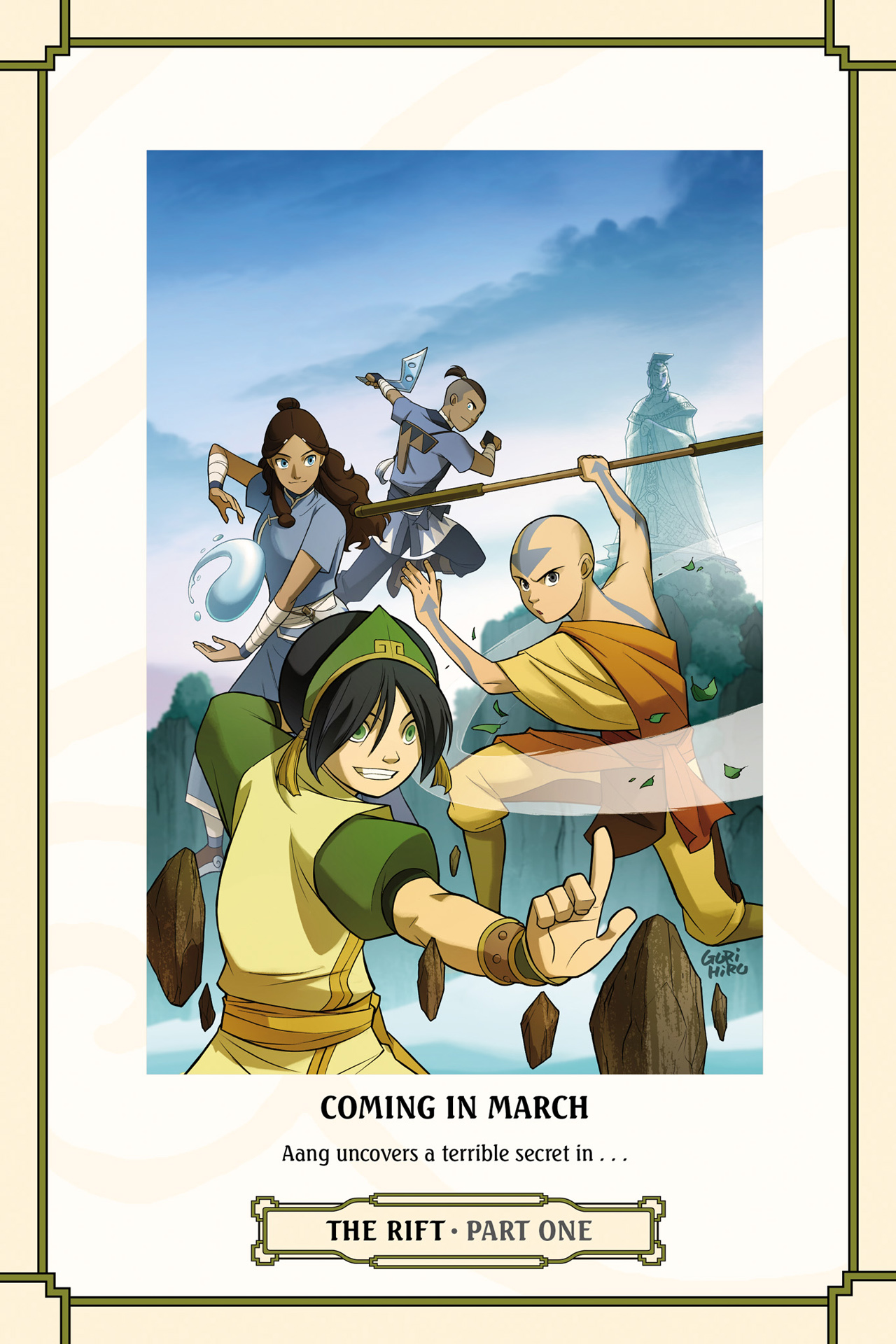 Read online Nickelodeon Avatar: The Last Airbender - The Search comic -  Issue # Part 3 - 77