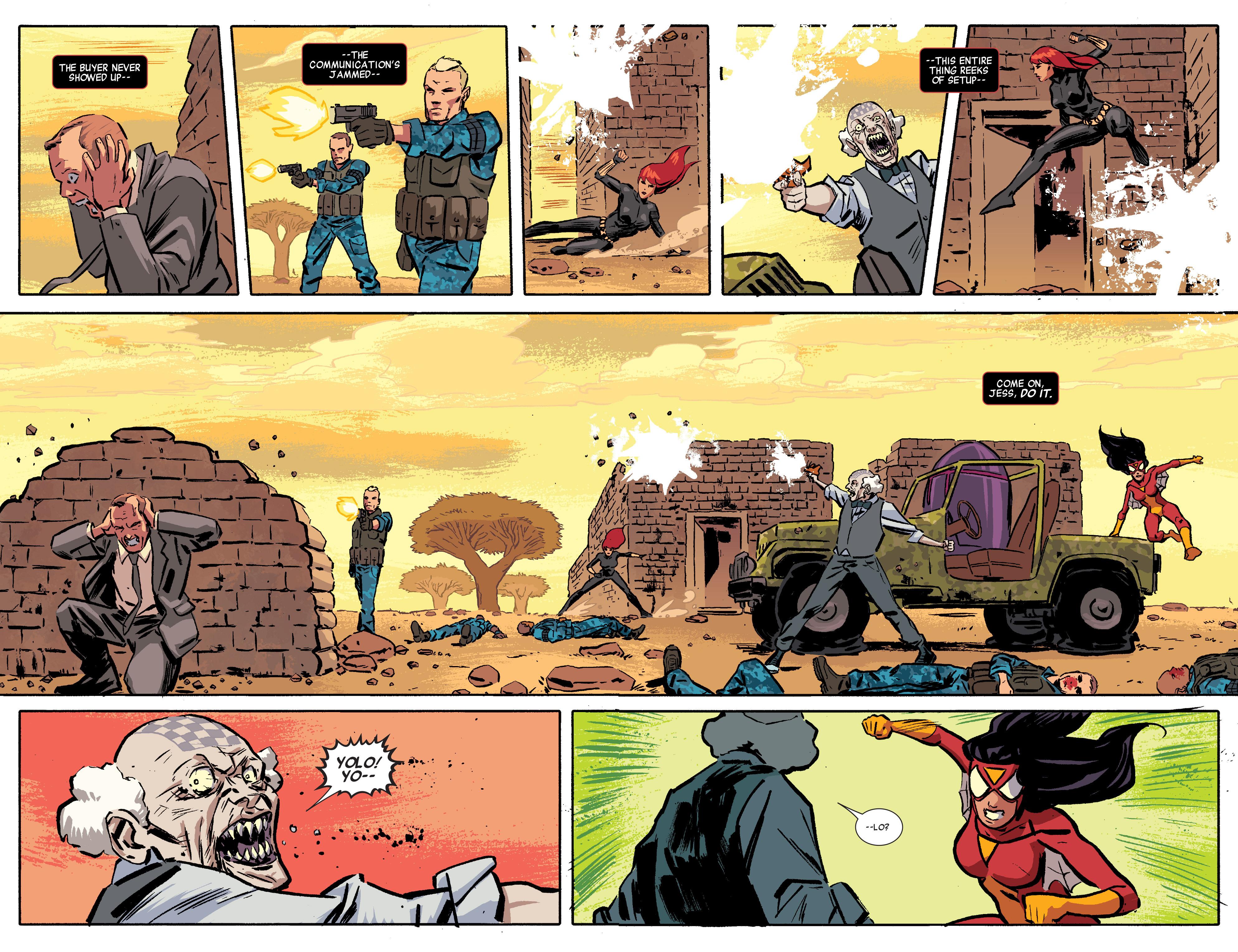 Read online Secret Avengers (2014) comic -  Issue #3 - 12