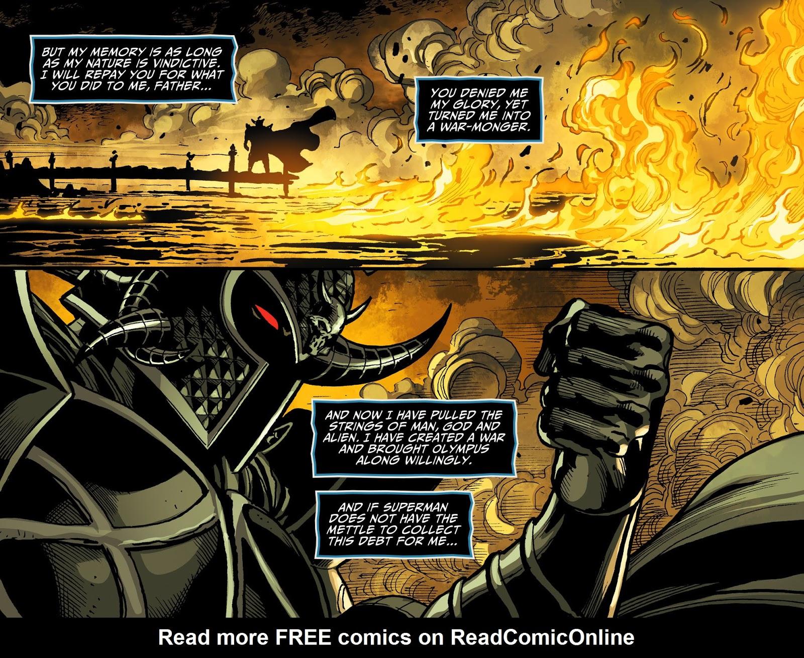 Injustice: Gods Among Us Year Four Issue #16 #17 - English 15