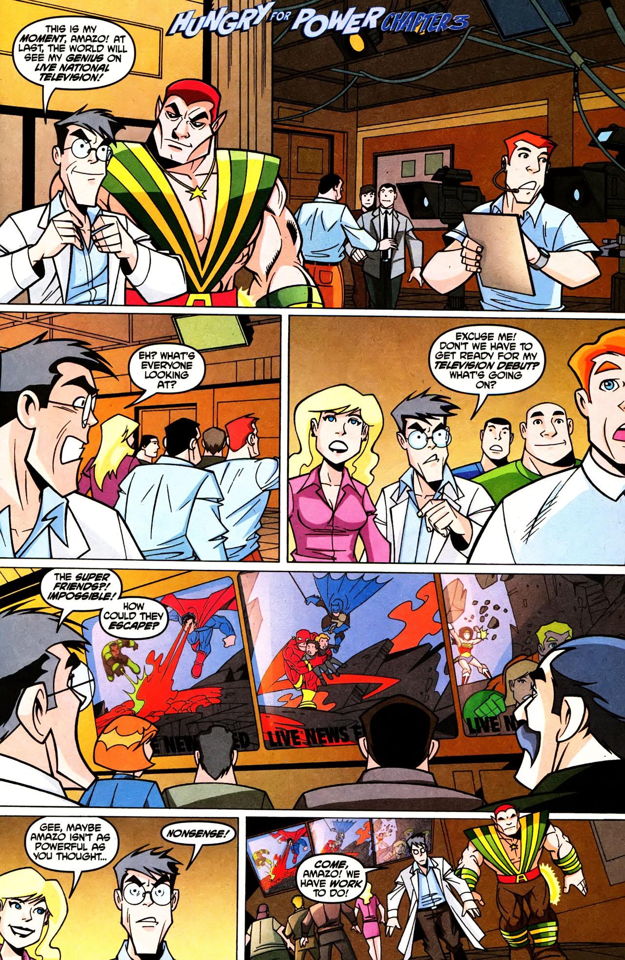 Super Friends #1 #29 - English 21