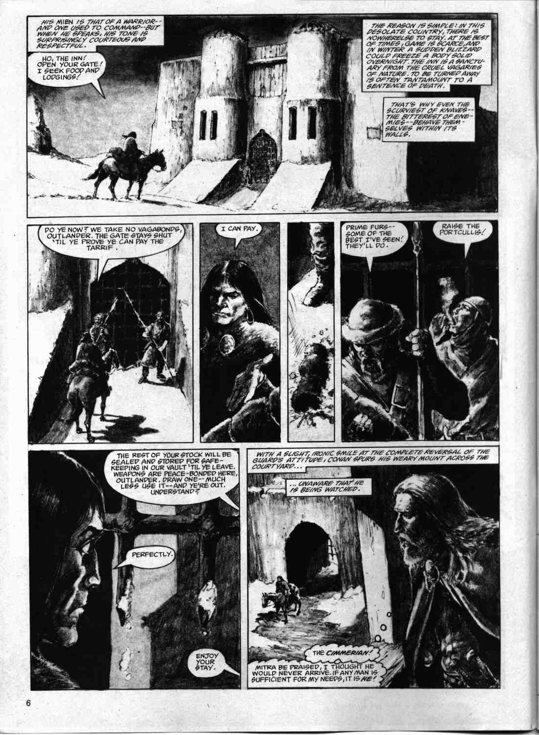 The Savage Sword Of Conan Issue #74 #75 - English 5