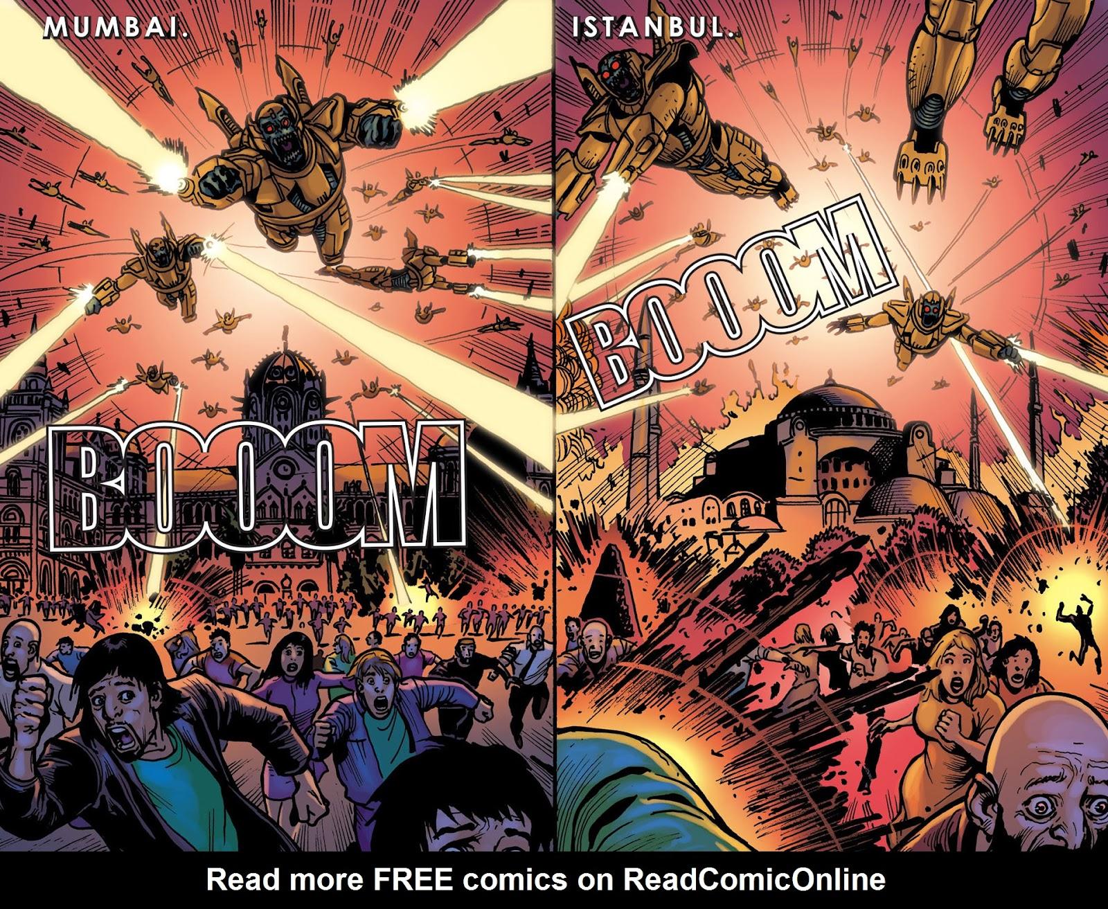 Injustice: Gods Among Us [I] Issue #23 #24 - English 12