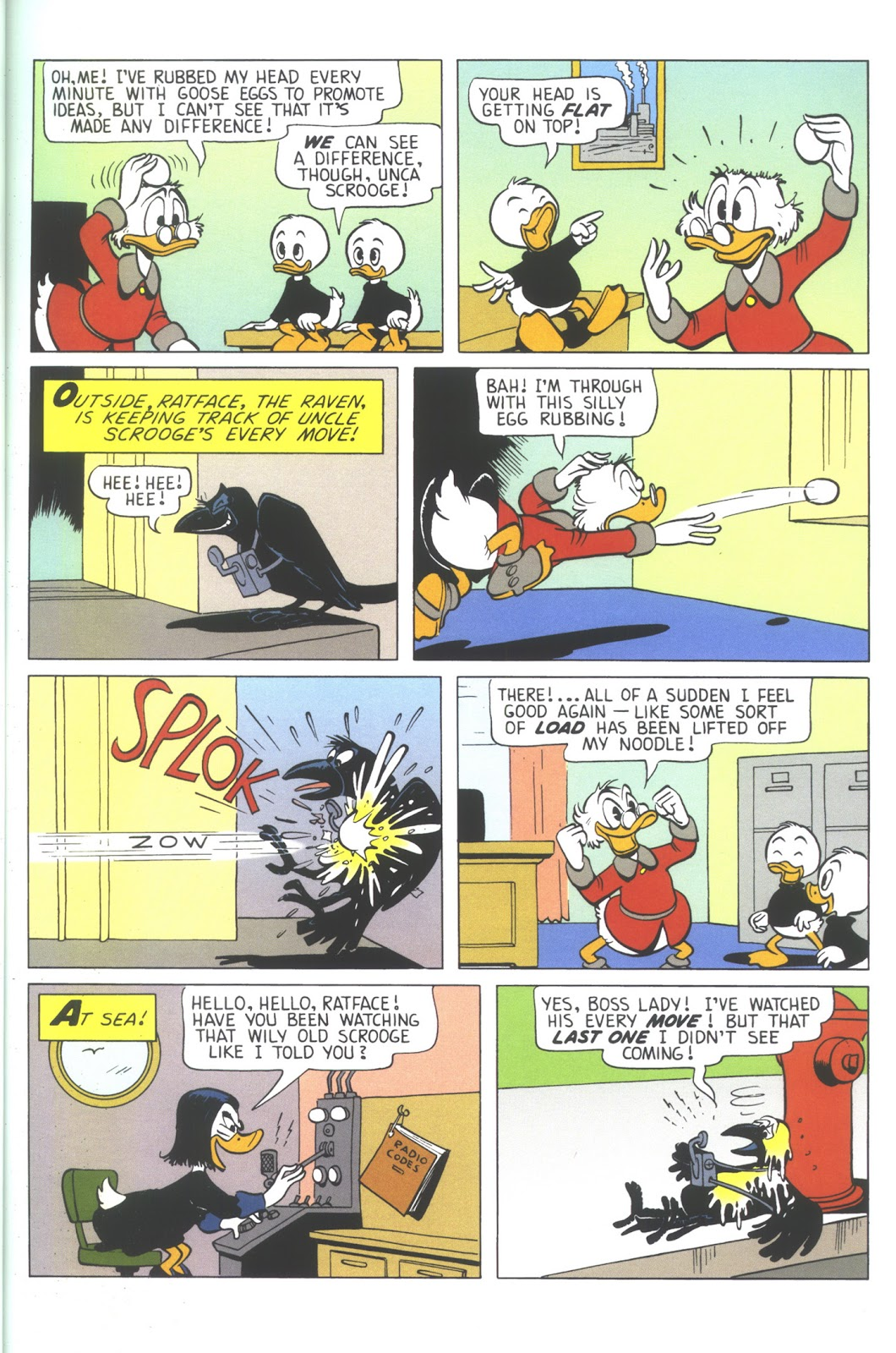 Uncle Scrooge (1953) Issue #352 #352 - English 13