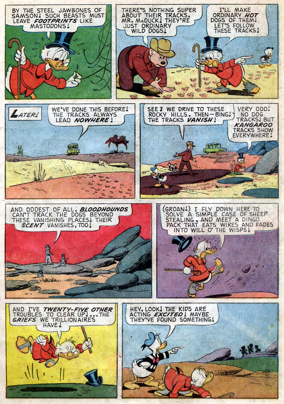 Uncle Scrooge (1953) Issue #62 #62 - English 7