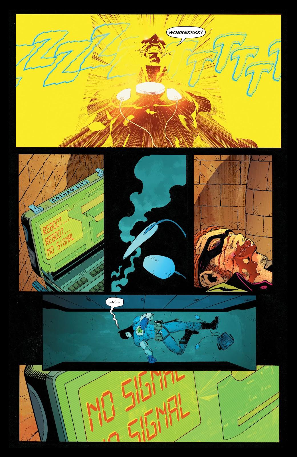 Batman (2011) Issue #33 #52 - English 22
