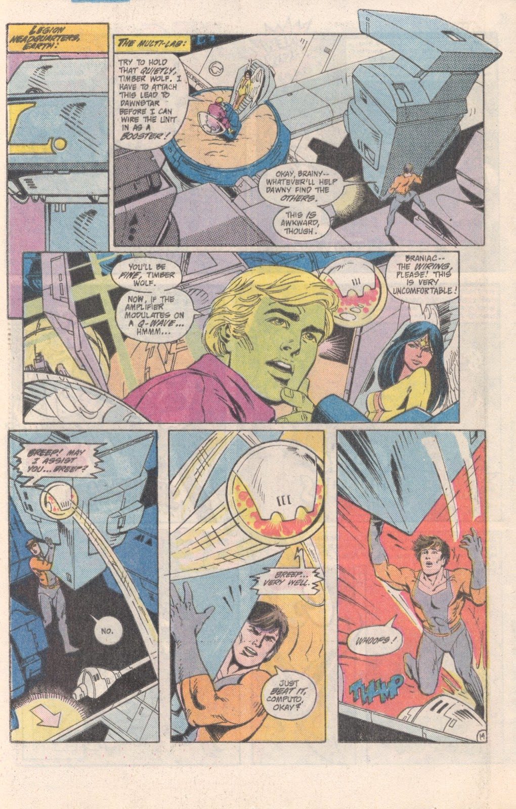 Tales of the Legion Issue #318 #5 - English 15
