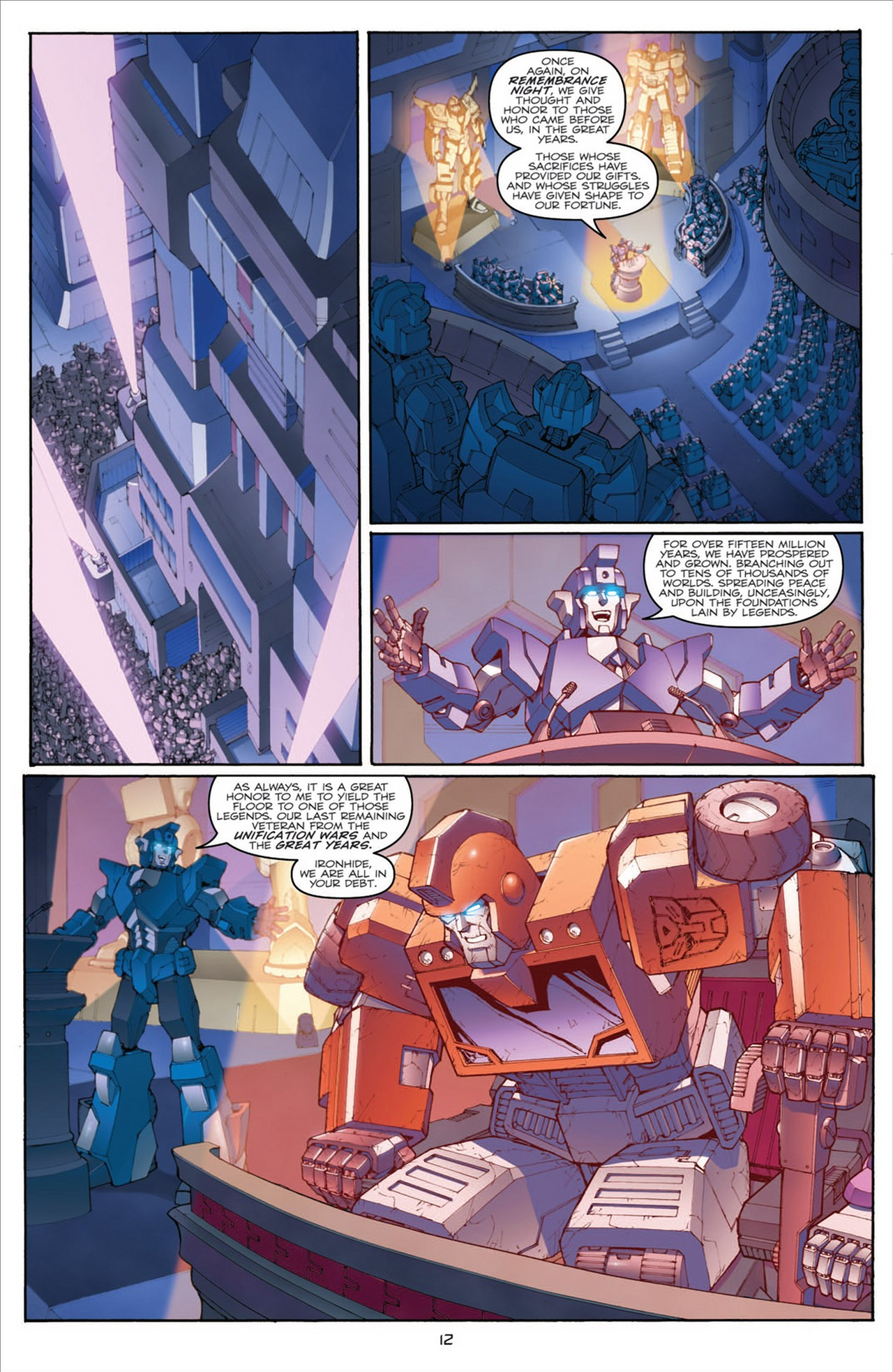 The Transformers (2009) chap 31 pic 16