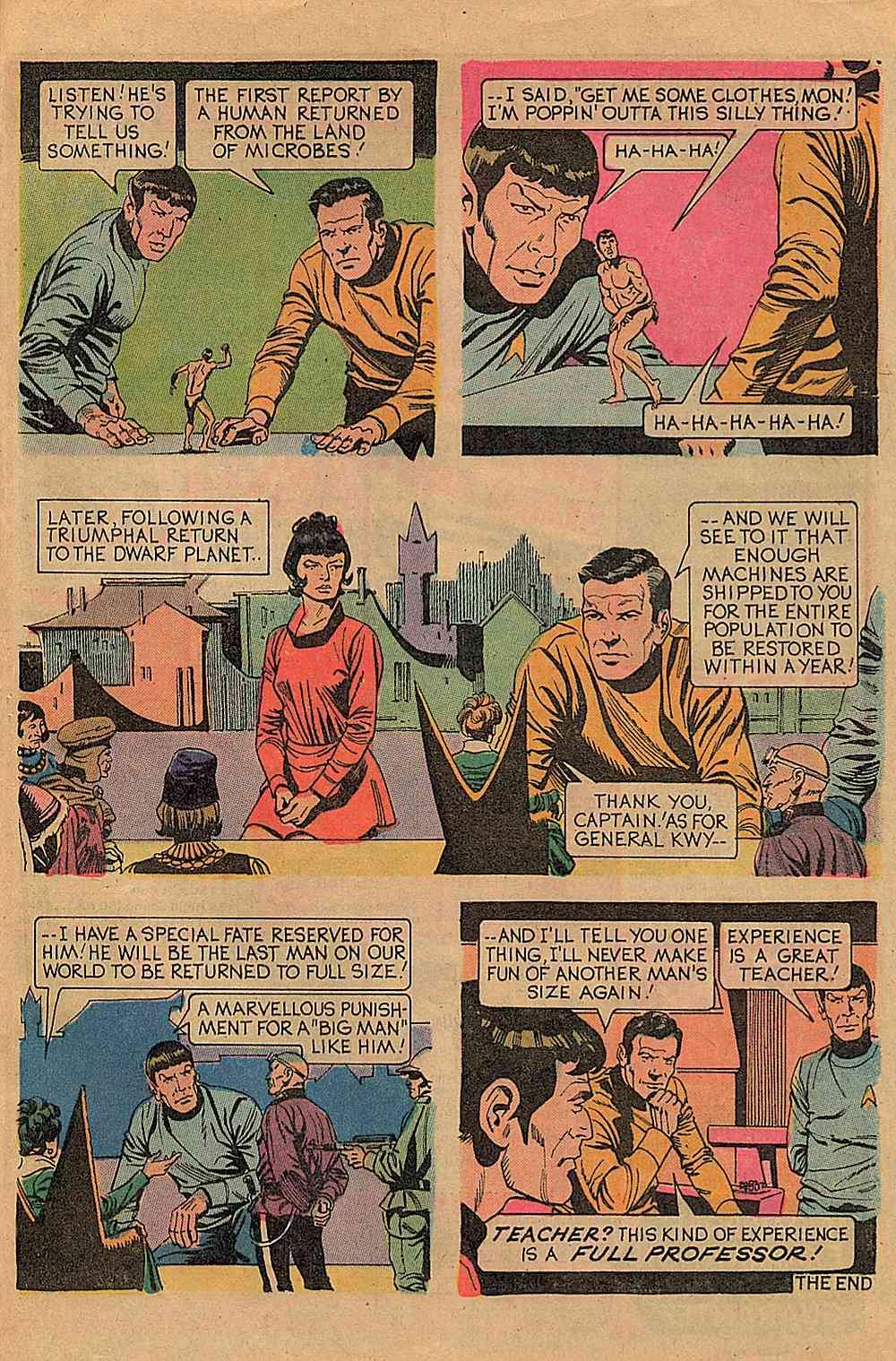 Star Trek (1967) Issue #25 #25 - English 26