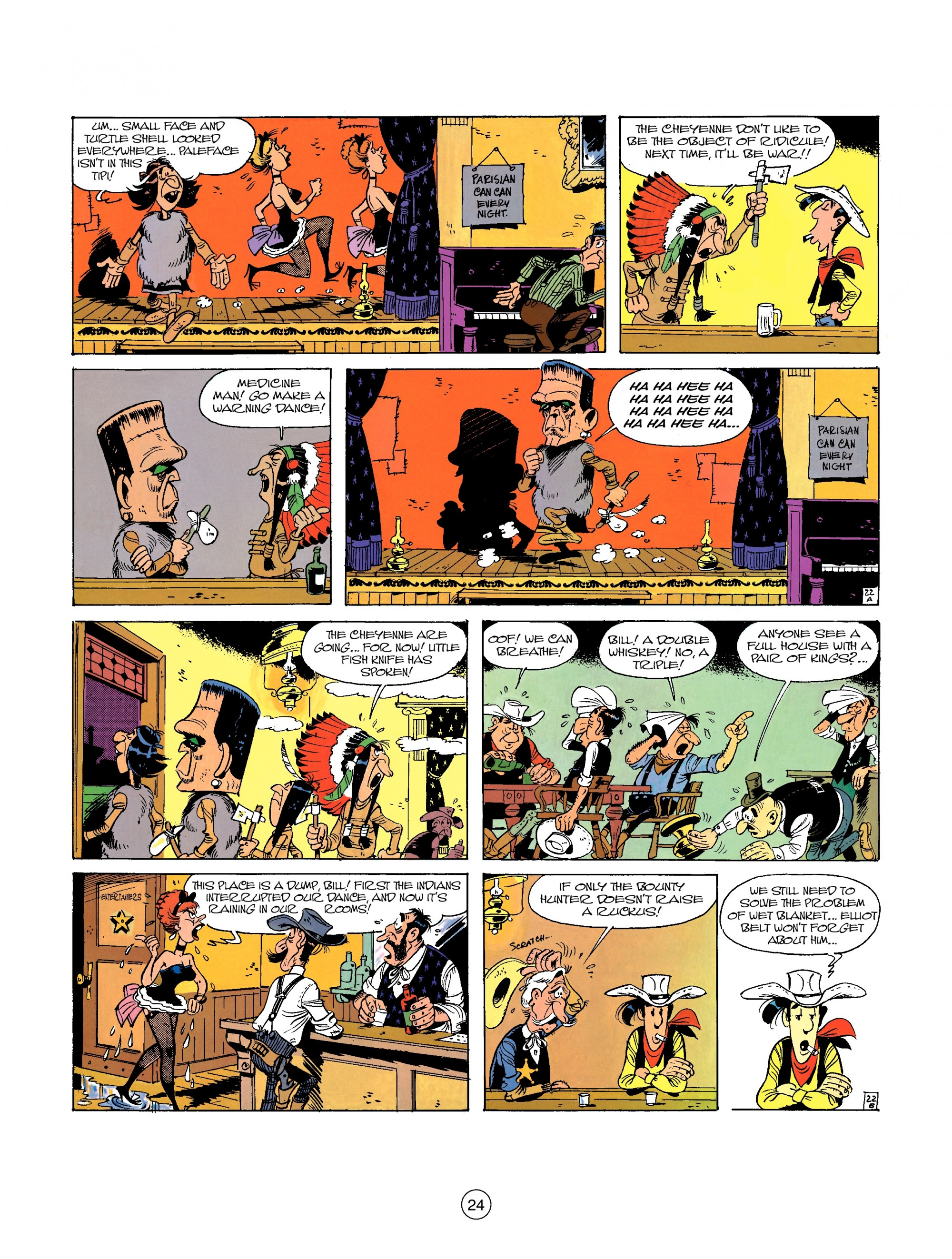 A Lucky Luke Adventure 26 Page 23