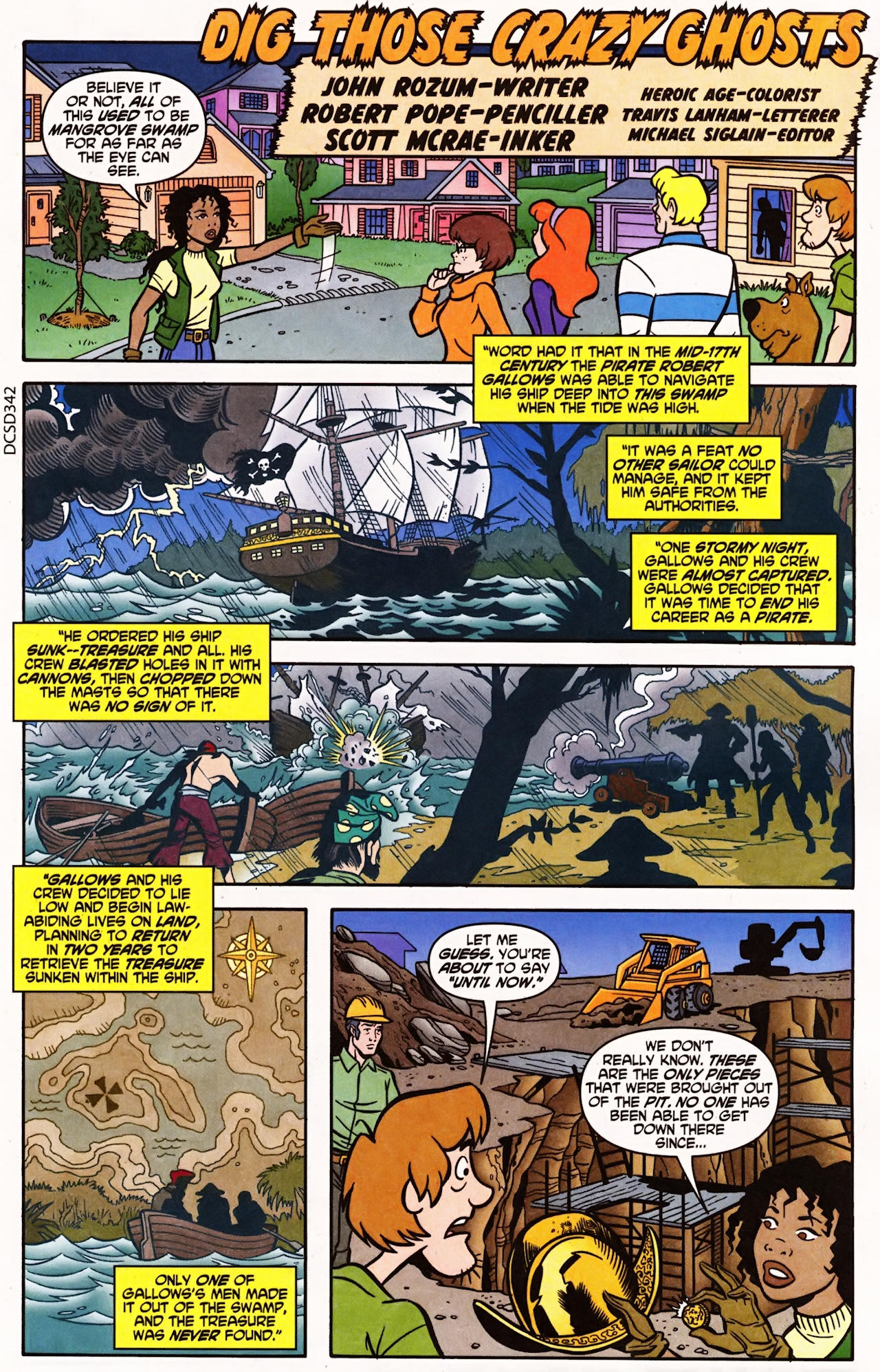 Read online Scooby-Doo (1997) comic -  Issue #140 - 16