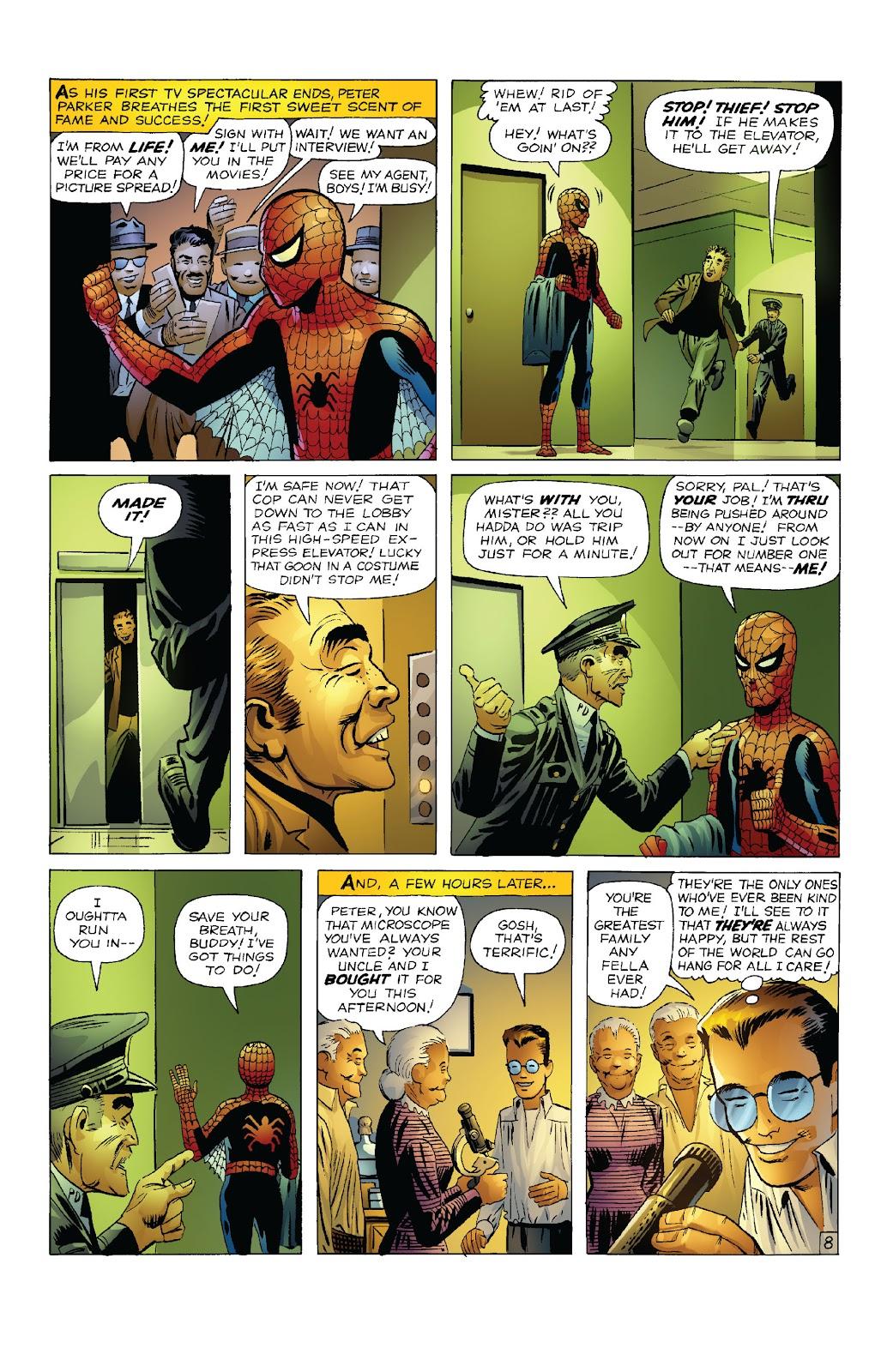 Amazing Fantasy #15: Spider-Man! Full #1 - English 10