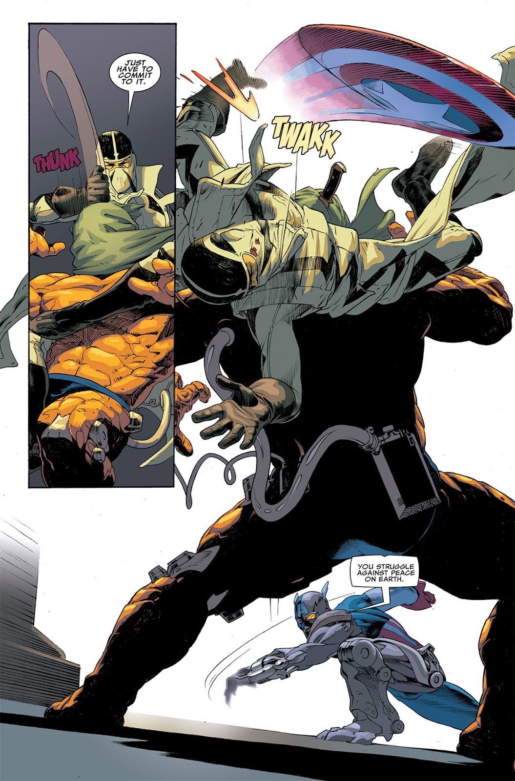 Uncanny X-Force (2010) Issue #5 #5 - English 17