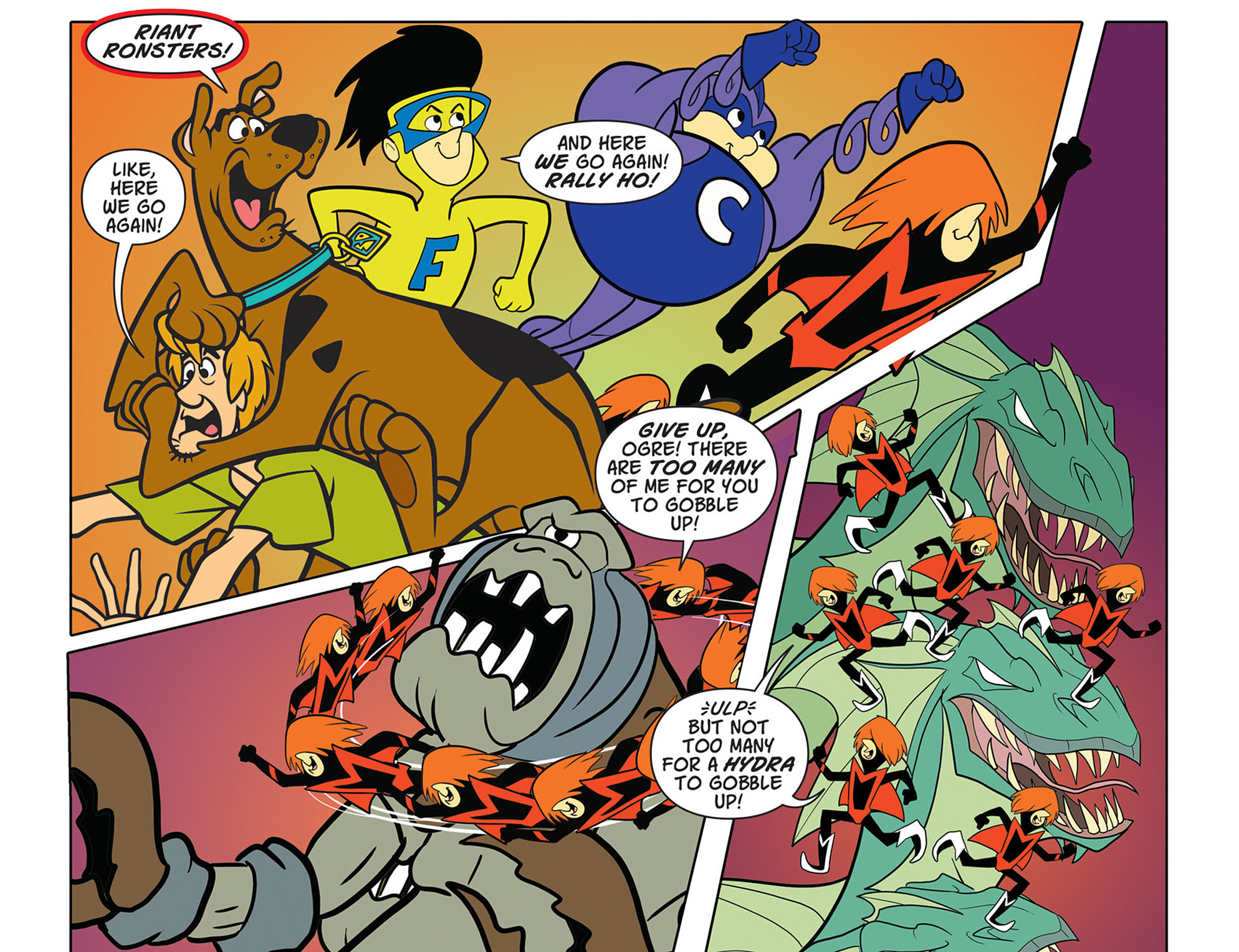 Read online Scooby-Doo! Team-Up comic -  Issue #44 - 15