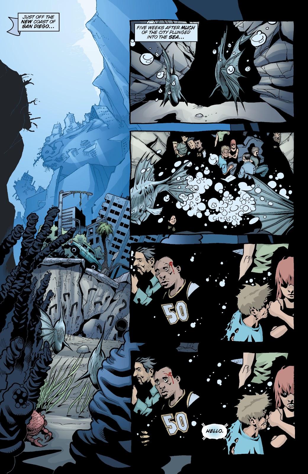 Aquaman (2003) Issue #17 #17 - English 2