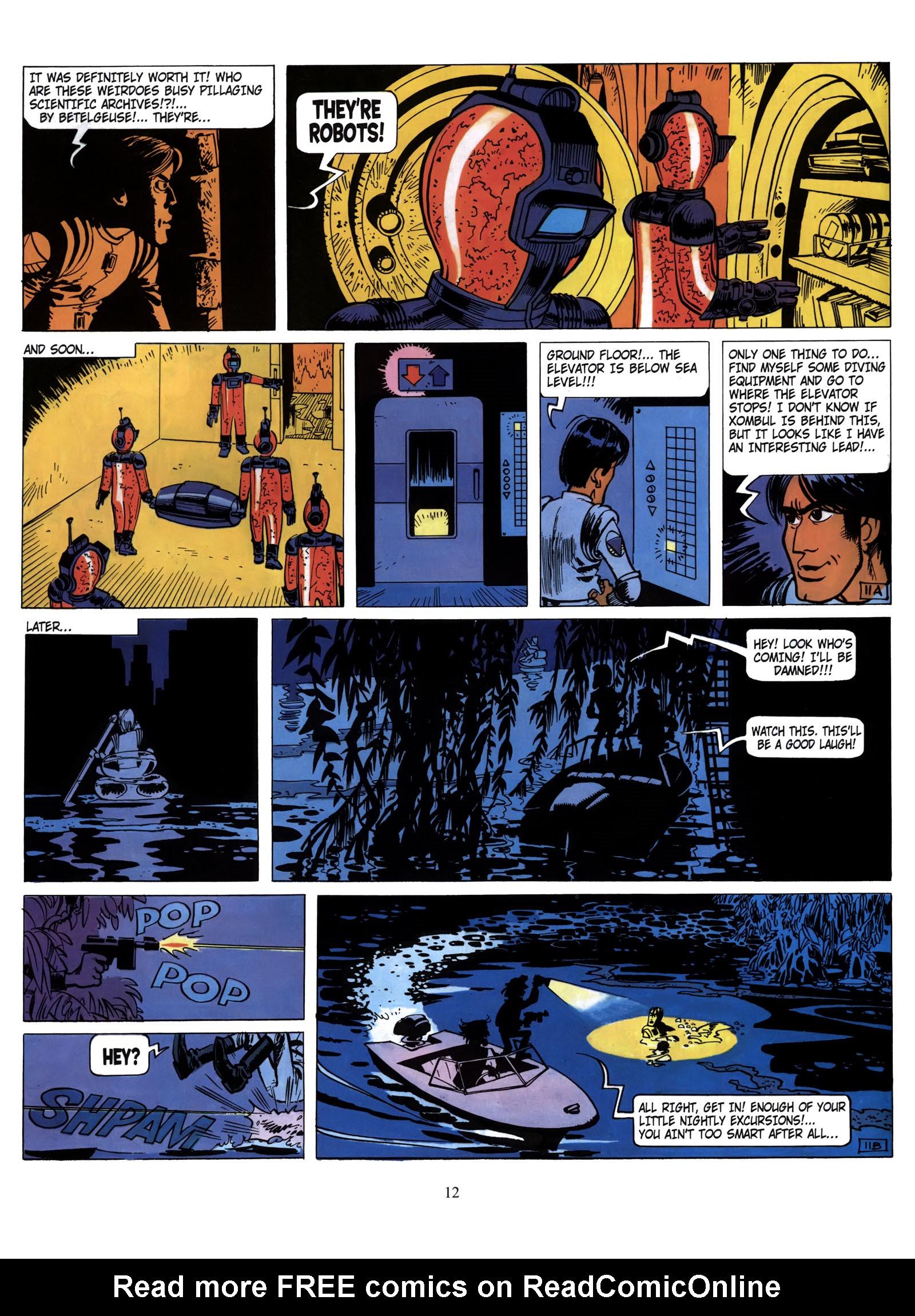 Valerian and Laureline #1 #23 - English 13