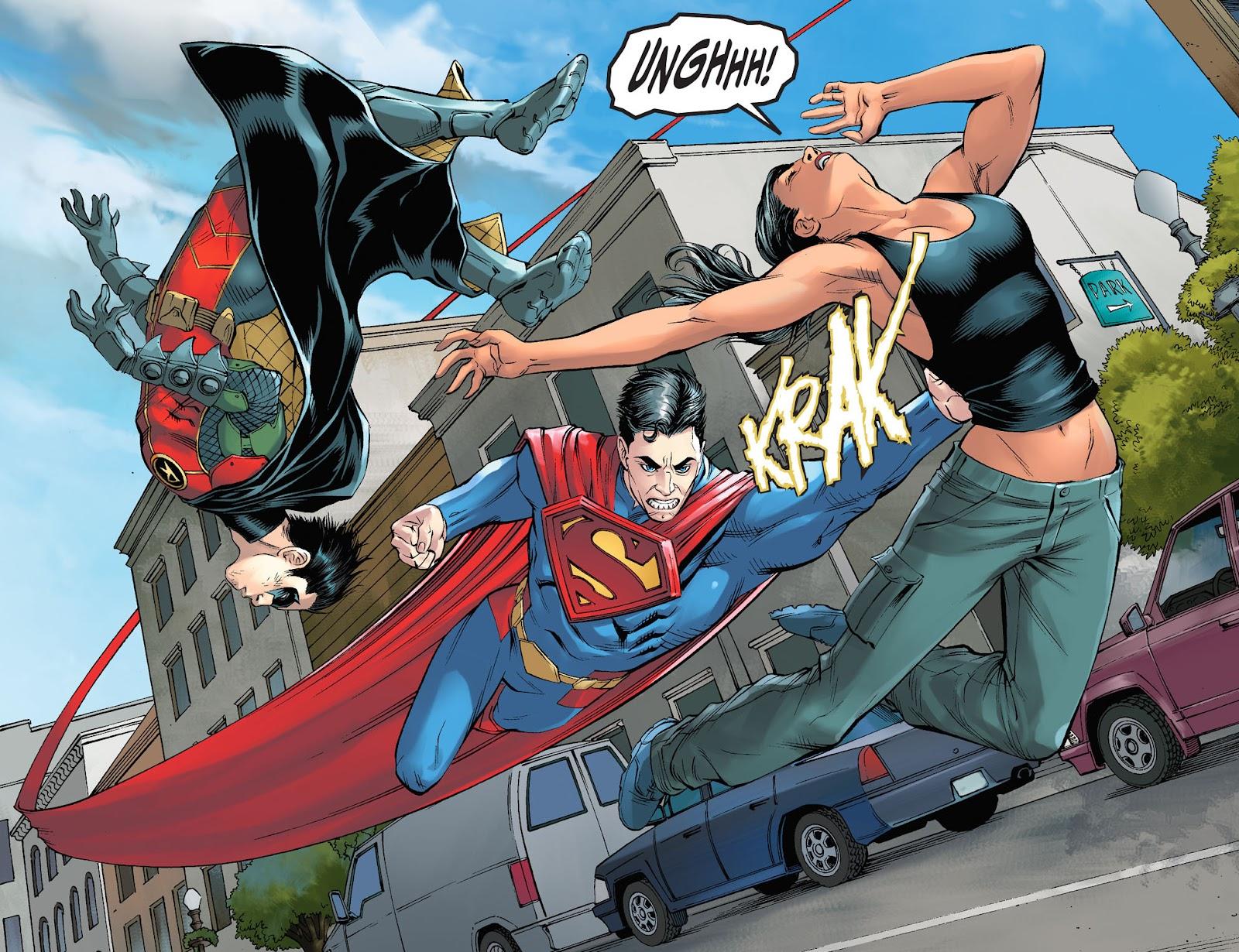 Injustice: Gods Among Us Year Four Issue #3 #4 - English 18