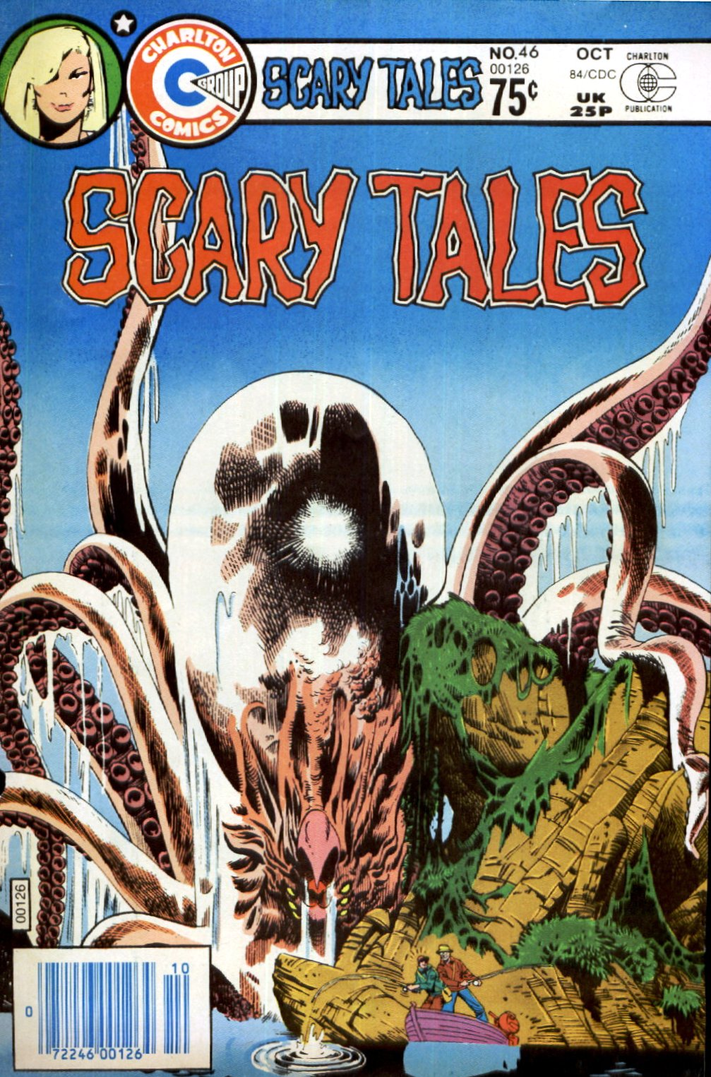 Read online Scary Tales comic -  Issue #46 - 1