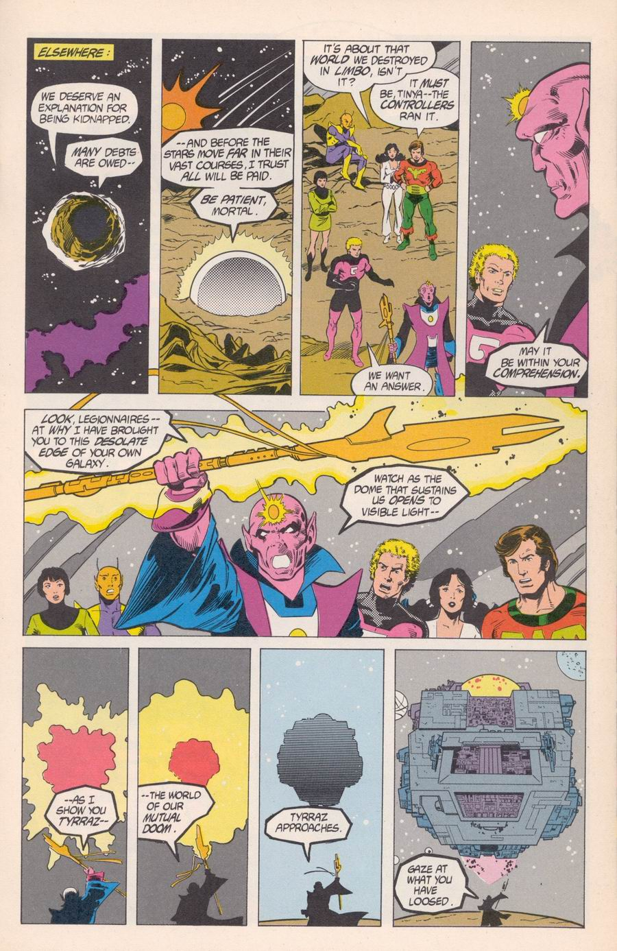 Tales of the Legion Issue #344 #31 - English 10