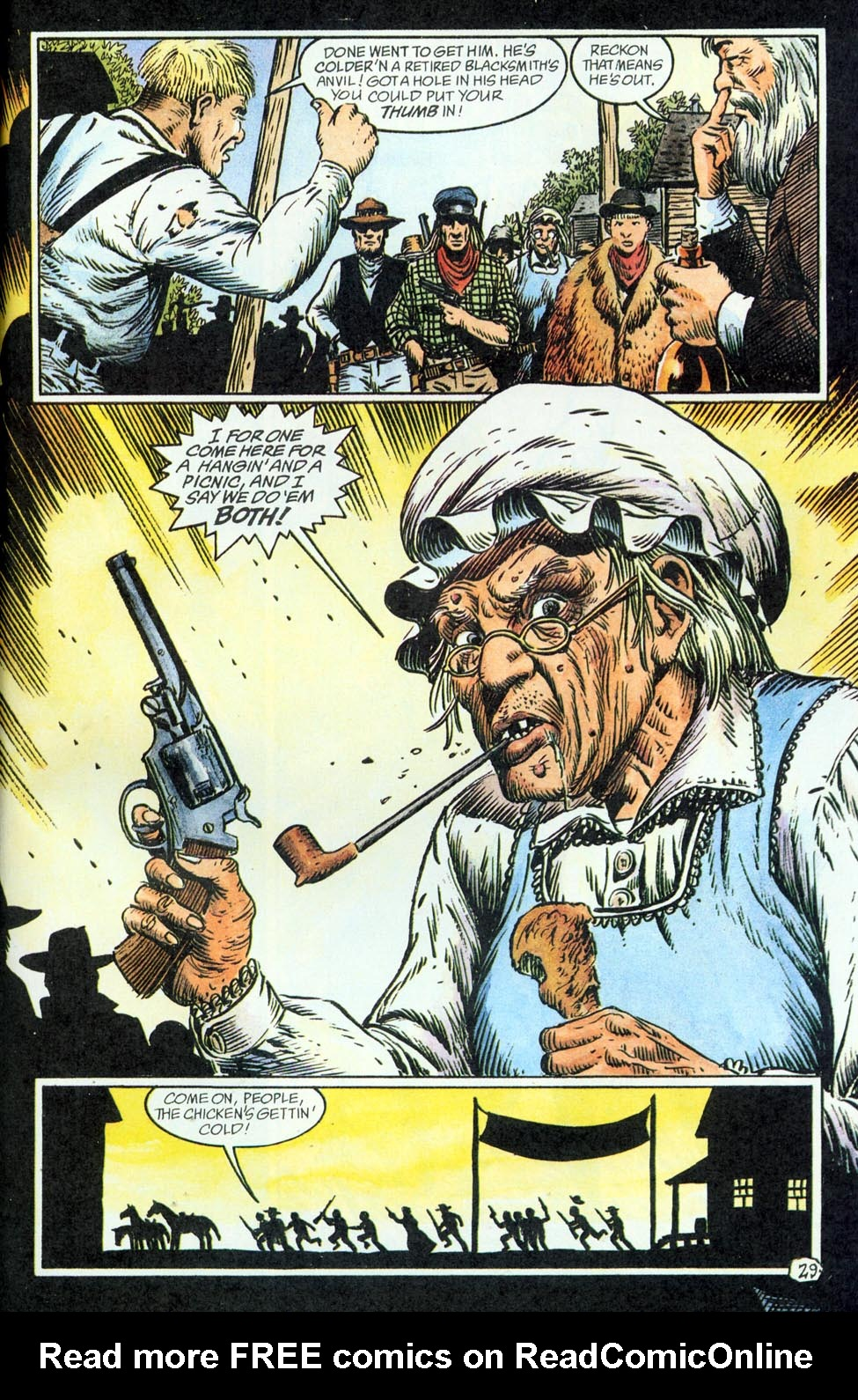 Jonah Hex: Two-Gun Mojo Issue #2 #2 - English 30
