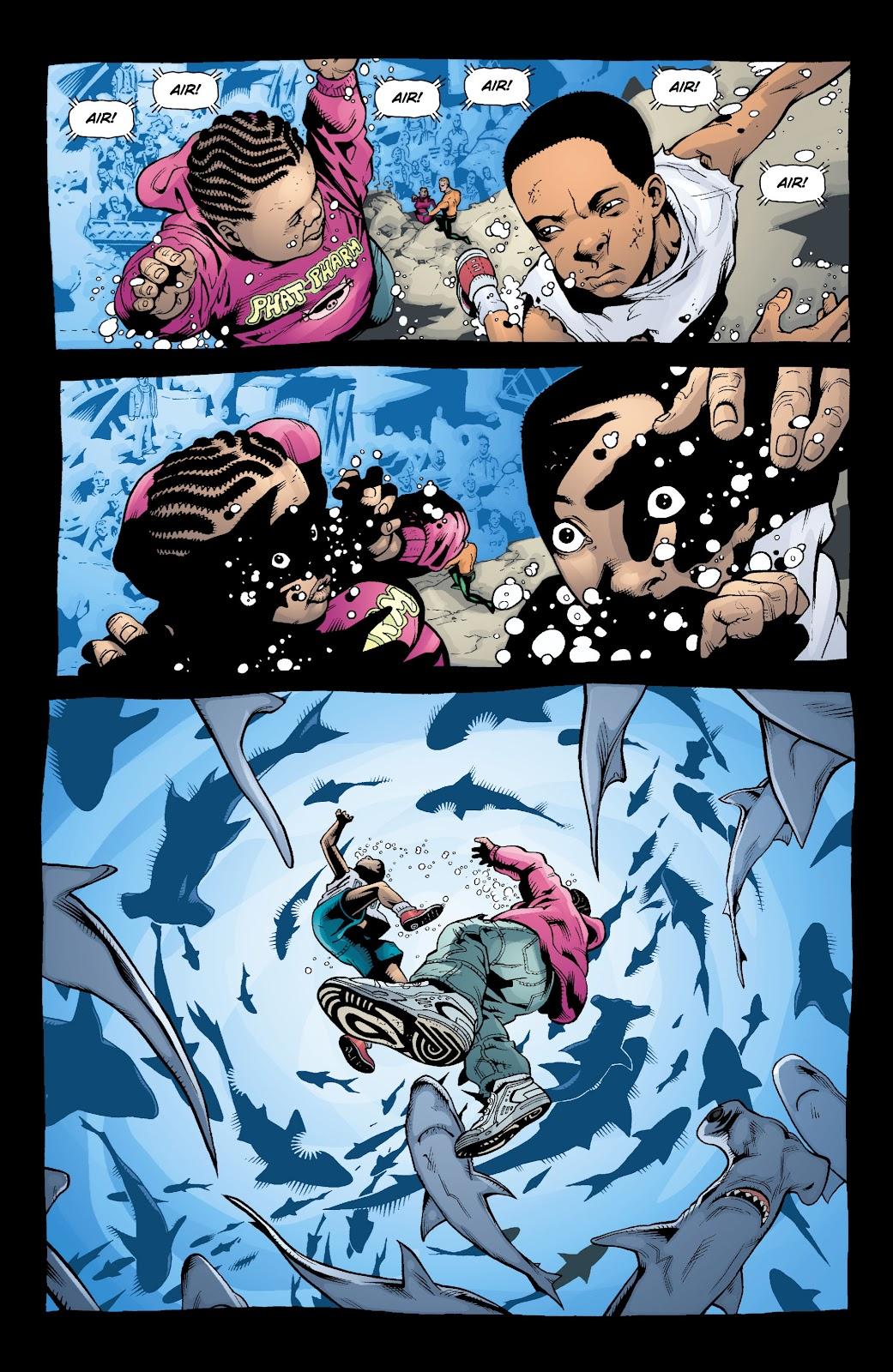 Aquaman (2003) Issue #17 #17 - English 7
